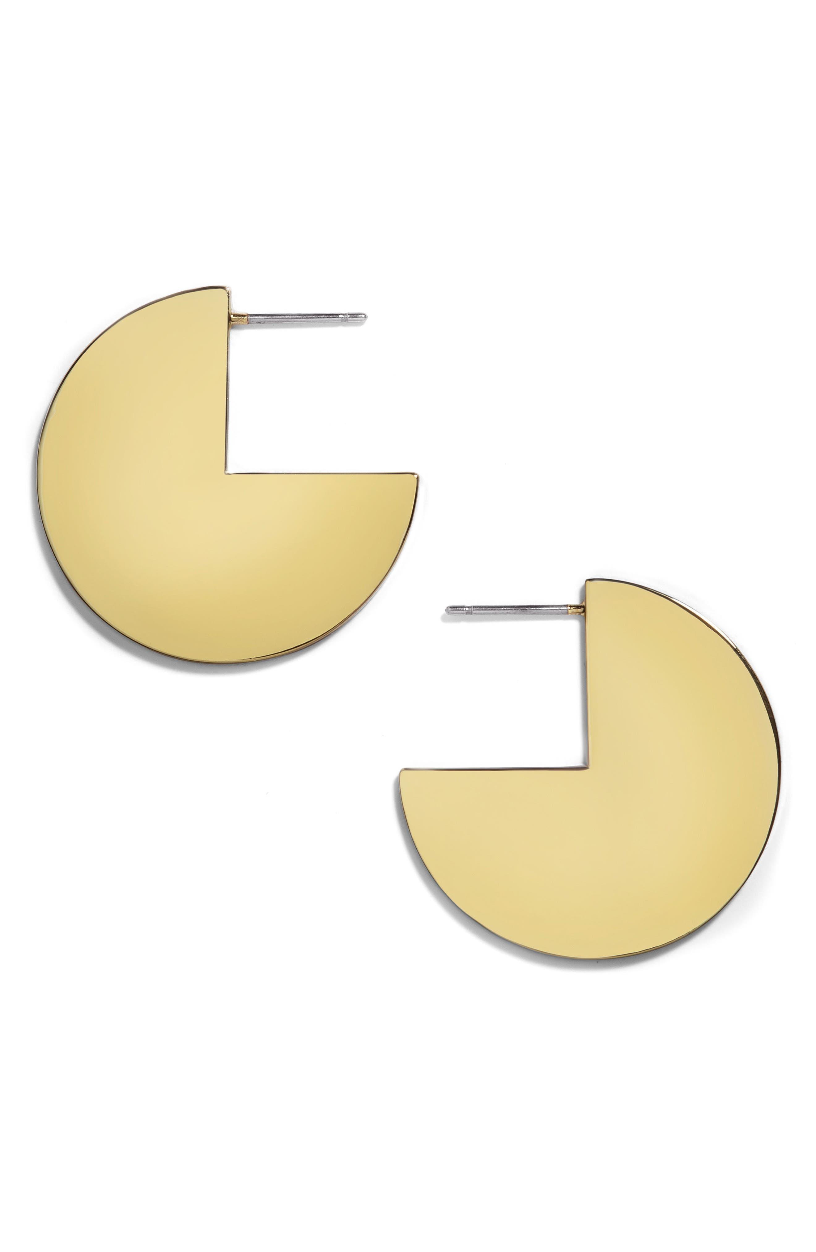 Kenya Drop Earrings,                             Main thumbnail 1, color,                             Gold