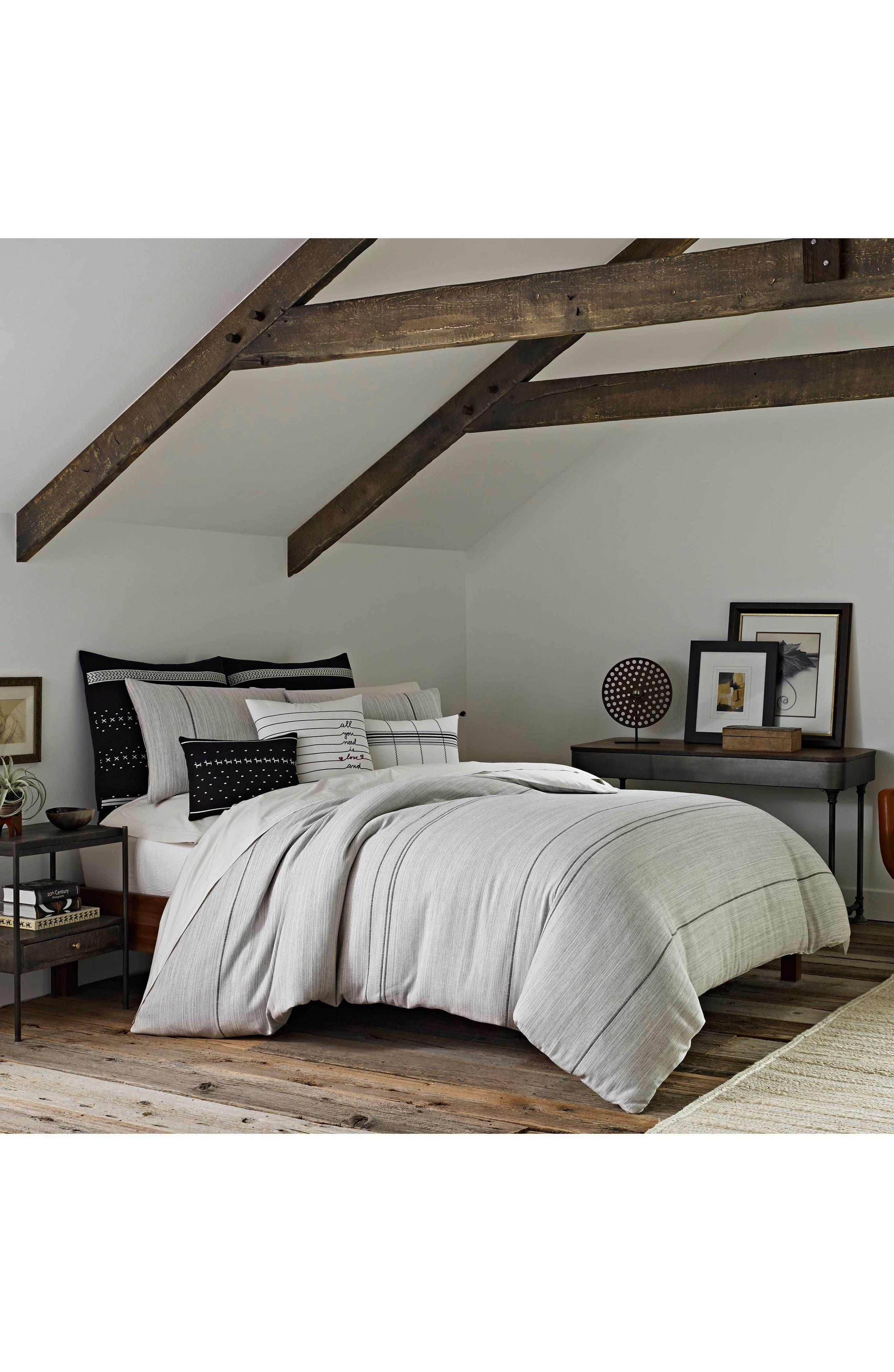 Main Image - ED Ellen DeGeneres Alta Comforter & Sham Set