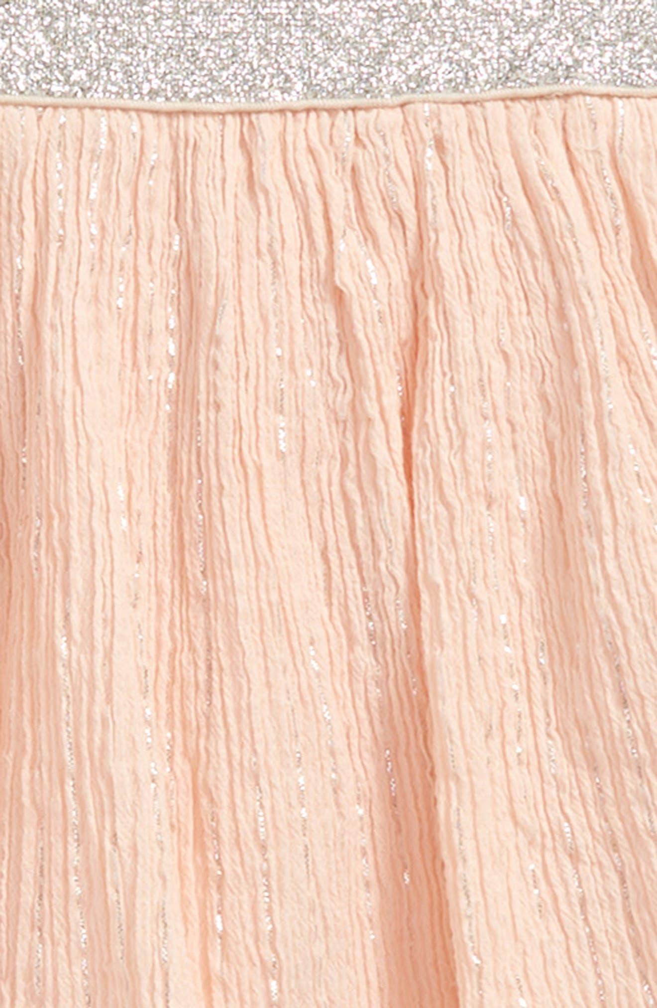 Hailey Skirt,                             Alternate thumbnail 2, color,                             Peach