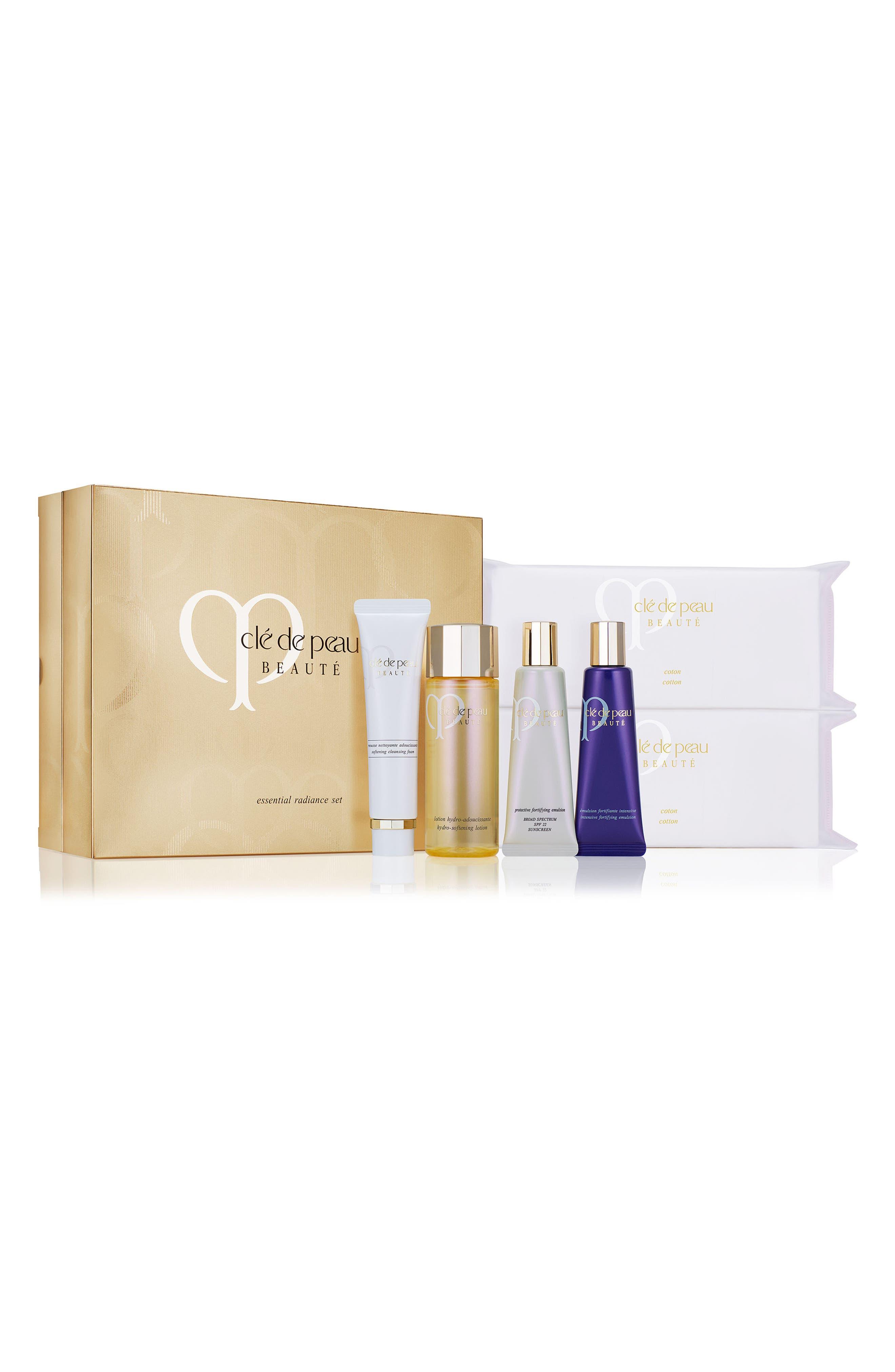 Clé de Peau Beauté Essential Radiance Set ($140 Value)