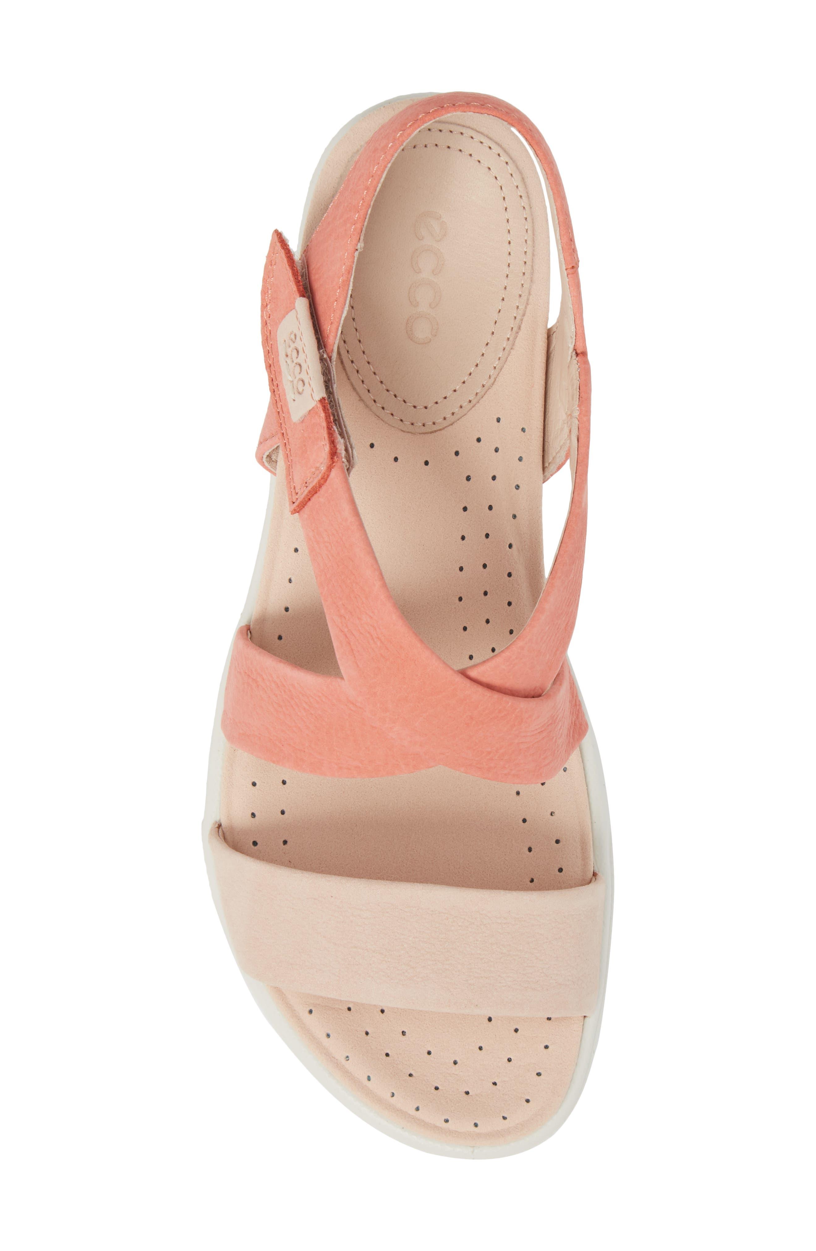 Alternate Image 5  - ECCO Damara Cross-Strap Sandal (Women)