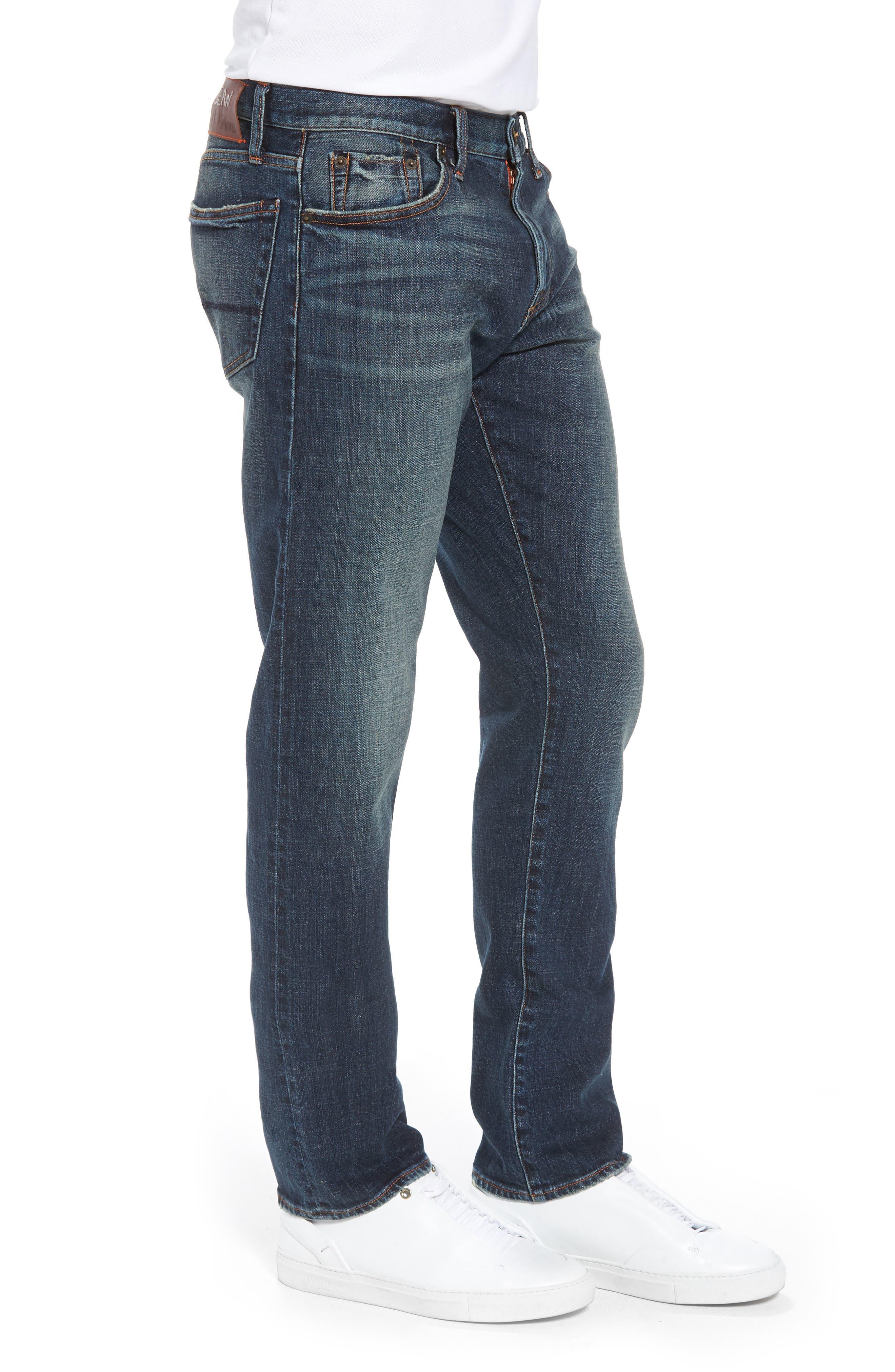 Mick Slim Straight Leg Jeans,                             Alternate thumbnail 3, color,                             Filmore