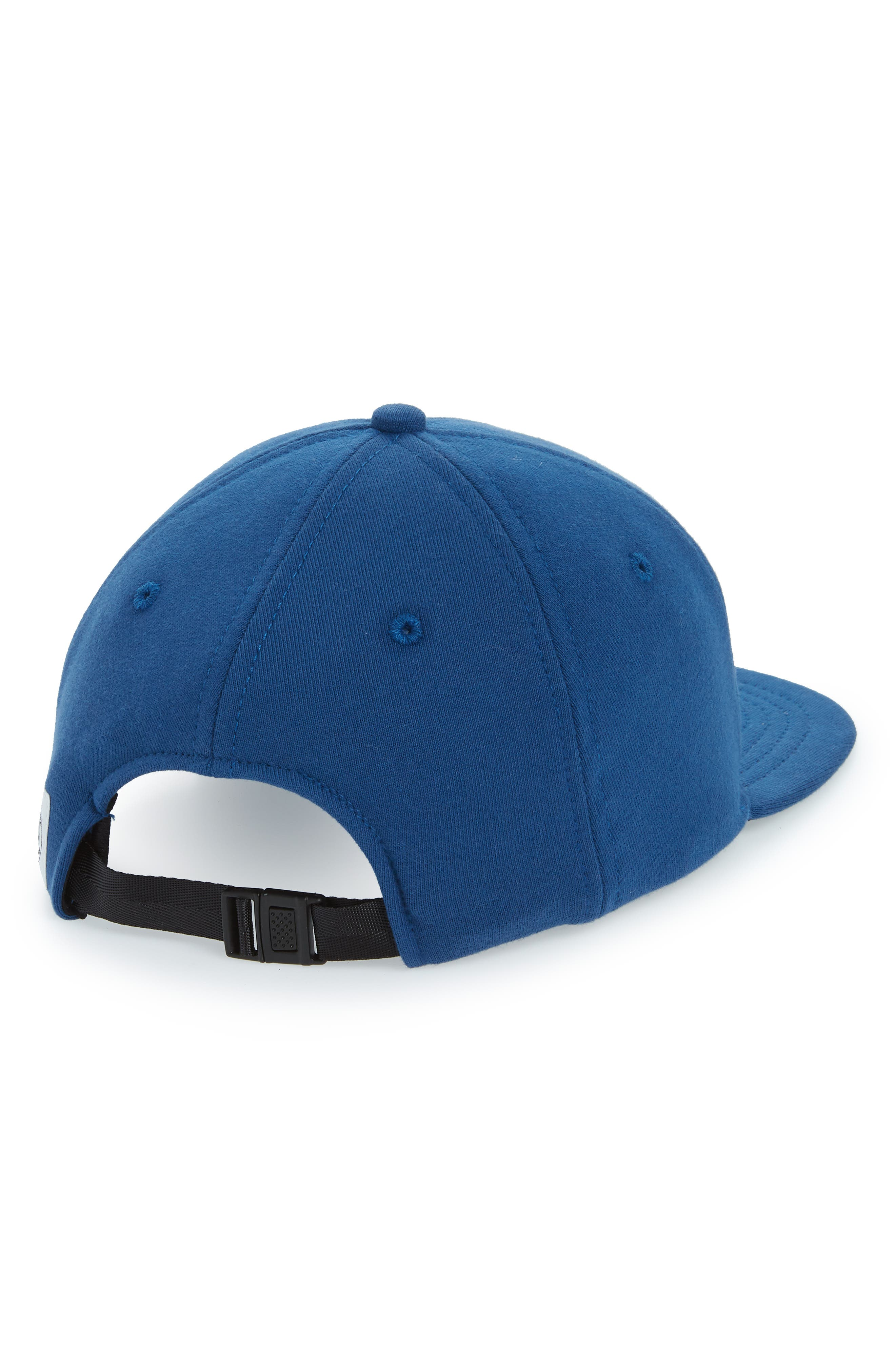 Baseball Cap,                             Alternate thumbnail 2, color,                             Court Blue