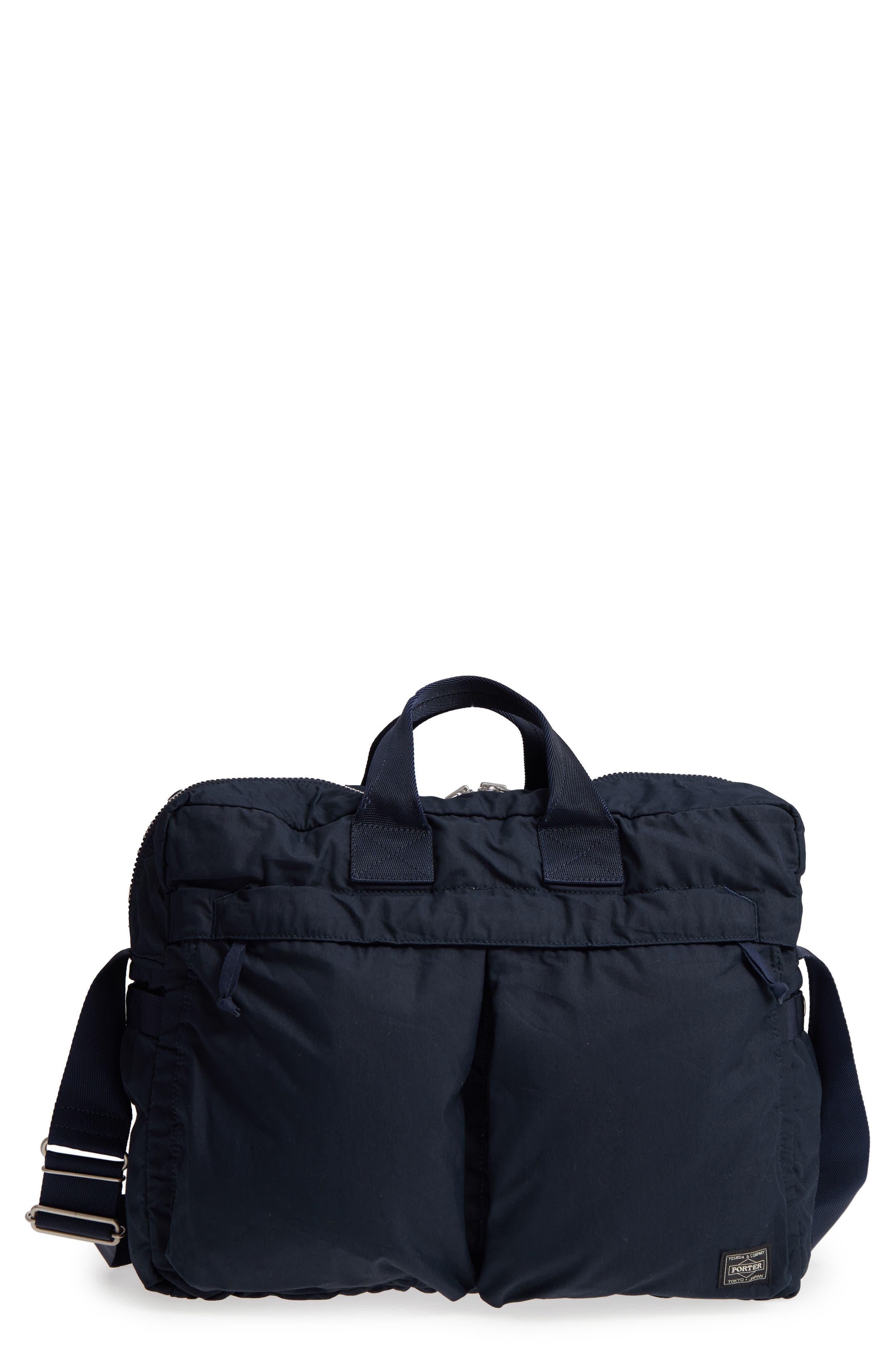 Porter-Yoshida & Co. Grain Boston Bag