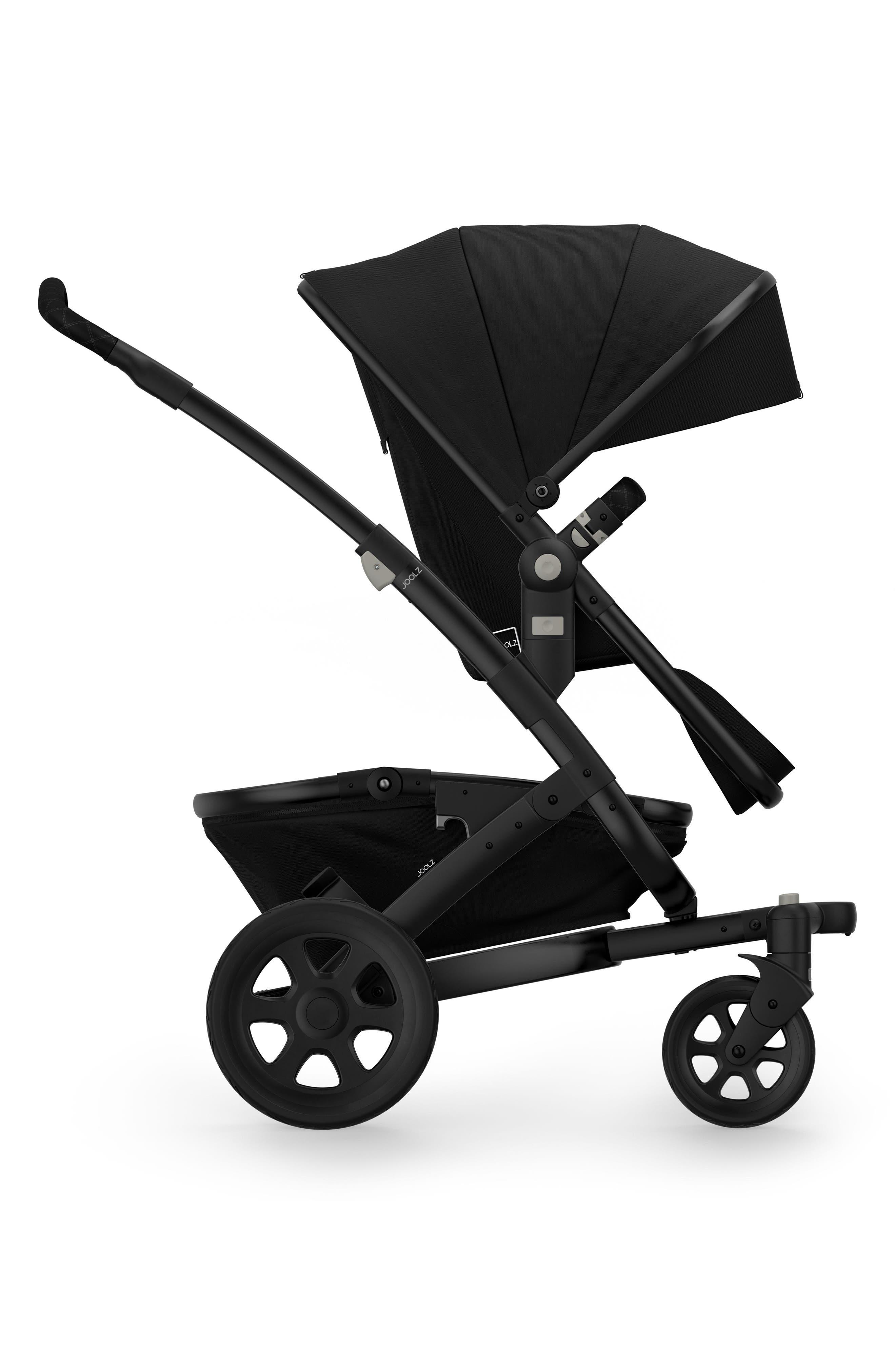 Geo2 Studio Stroller,                         Main,                         color, Noir