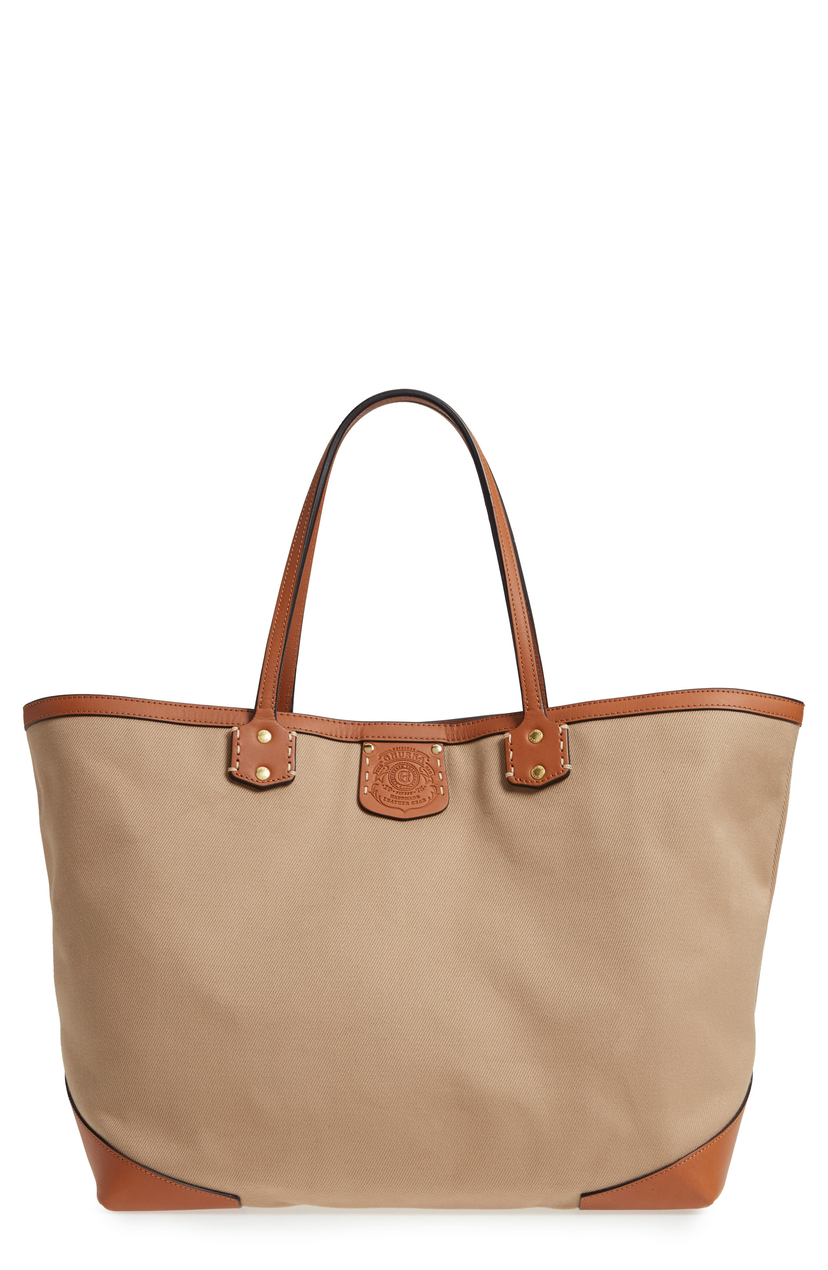 Ghurka Cooper Canvas Tote