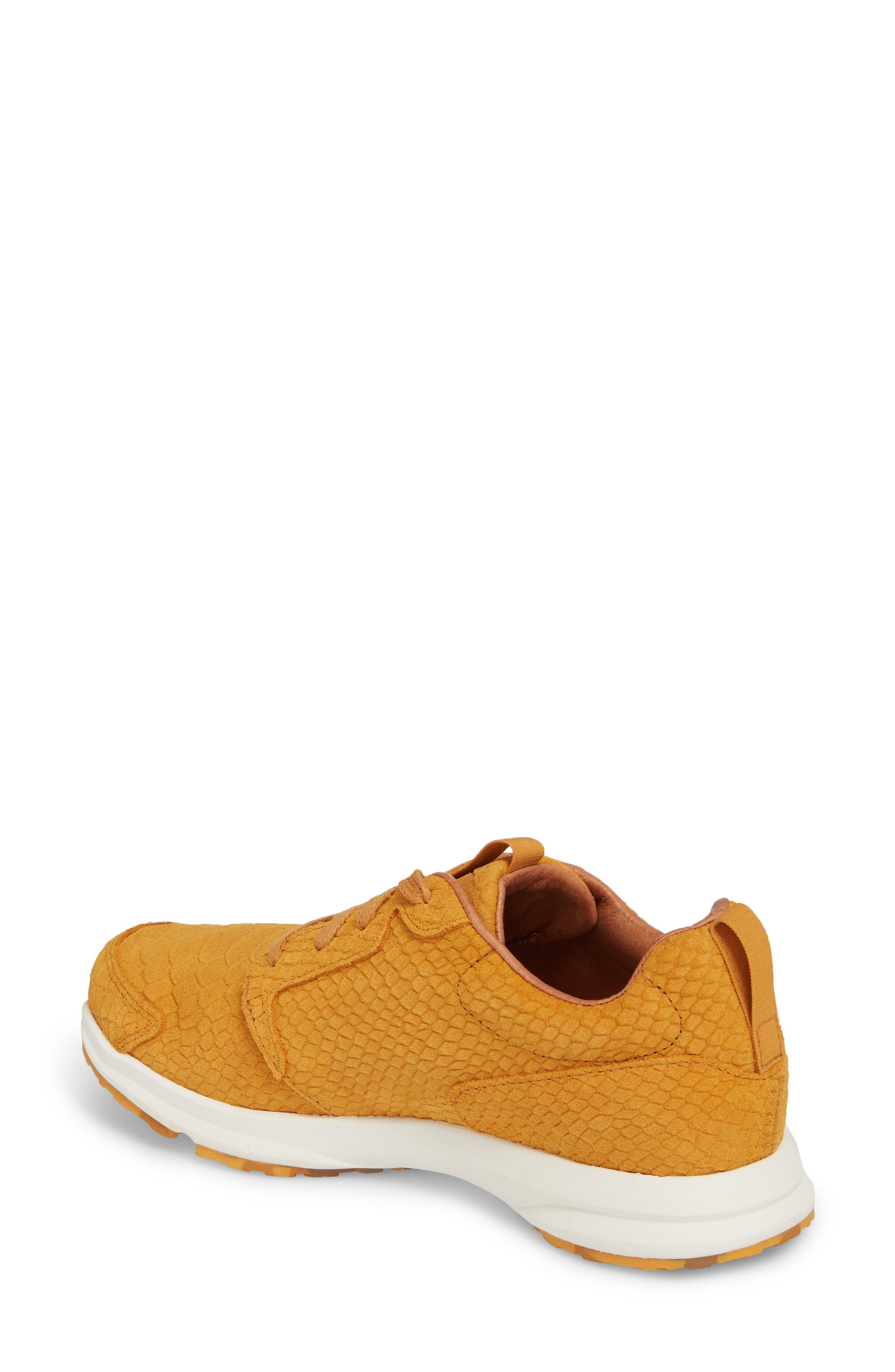 Fusion Sneaker,                             Alternate thumbnail 2, color,                             Fiery Zilla