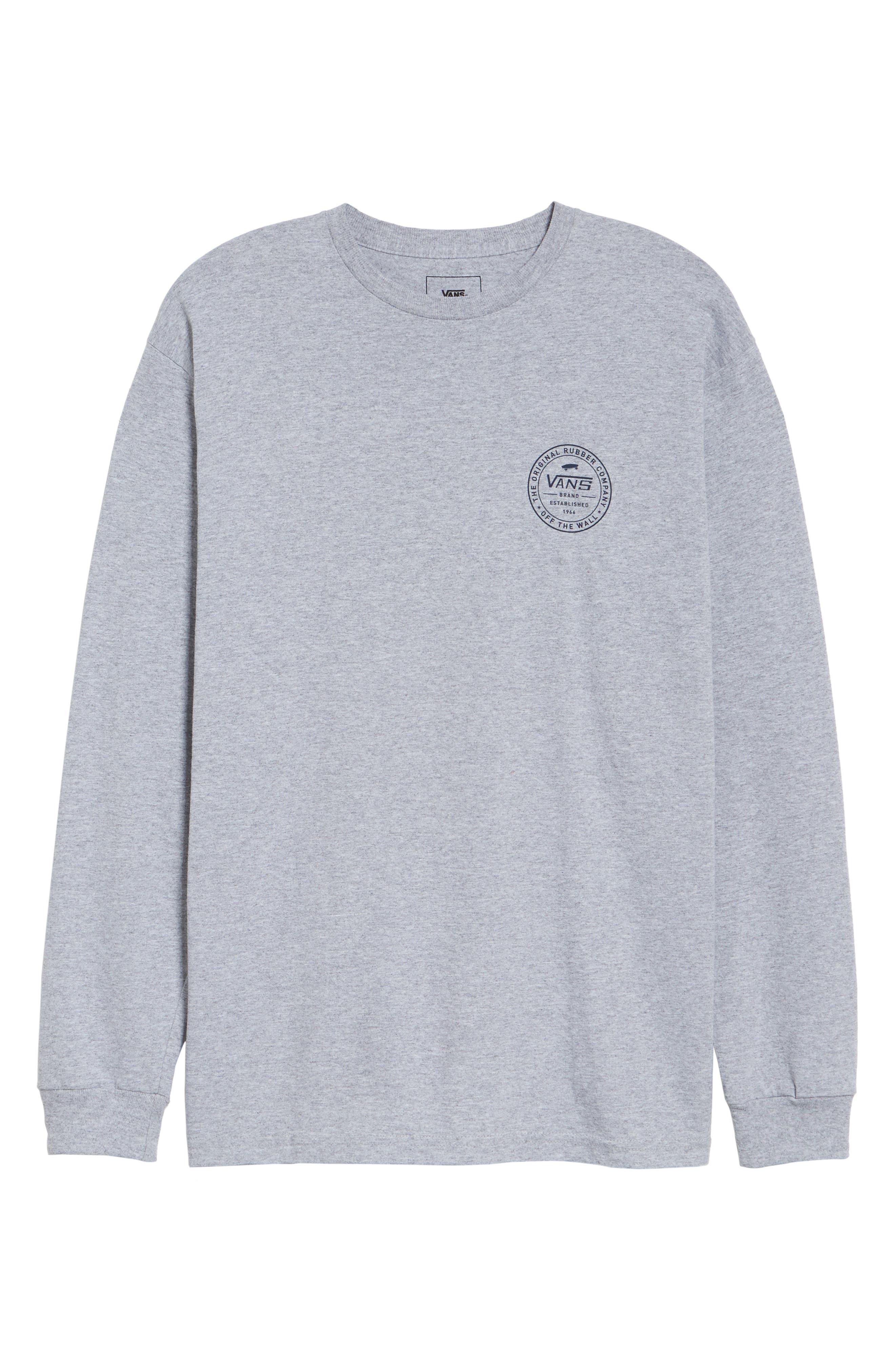 Established '66 Graphic T-Shirt,                             Alternate thumbnail 6, color,                             Grey