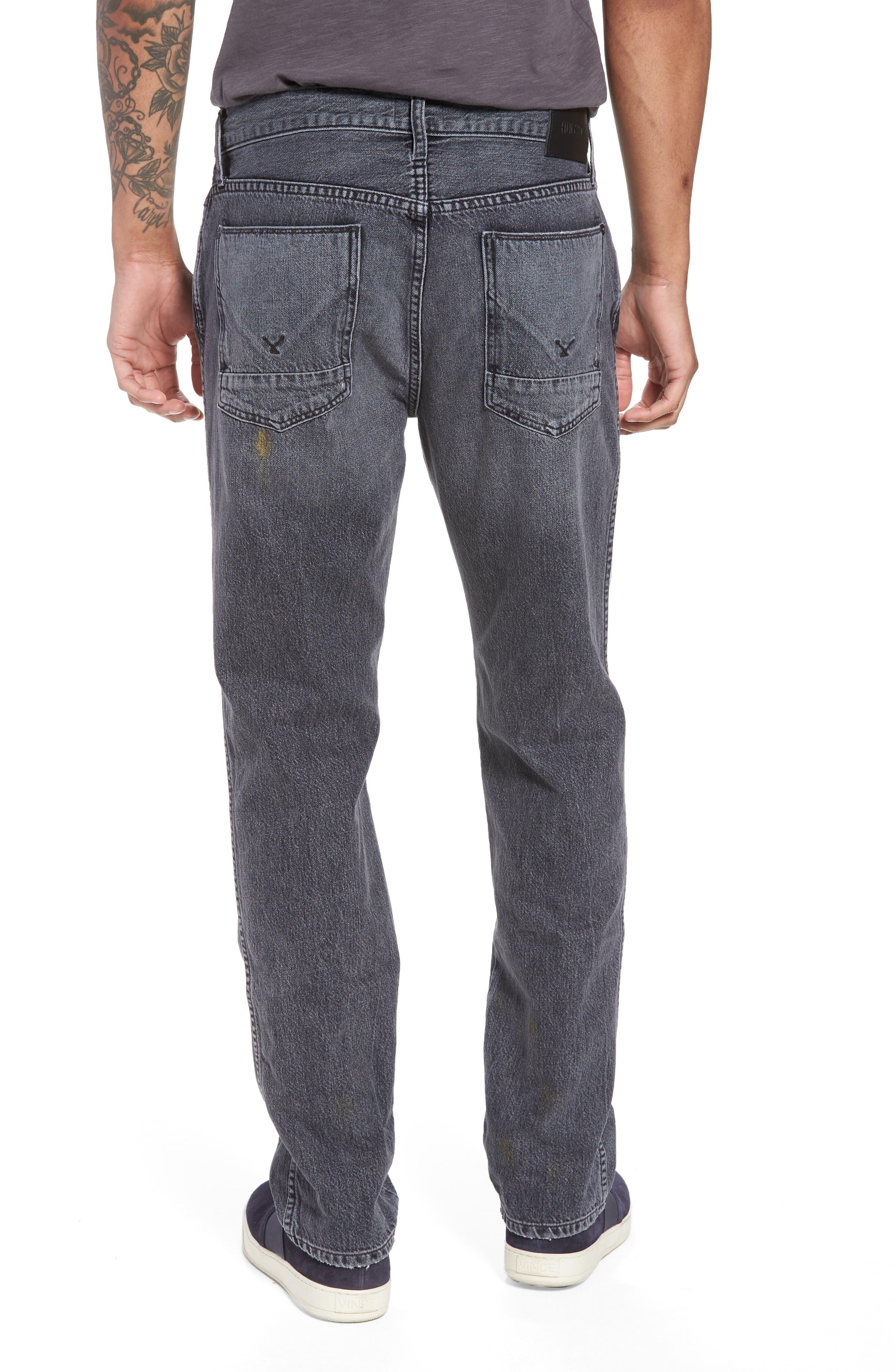 Dixon Straight Leg Jeans,                             Alternate thumbnail 2, color,                             Hurricane