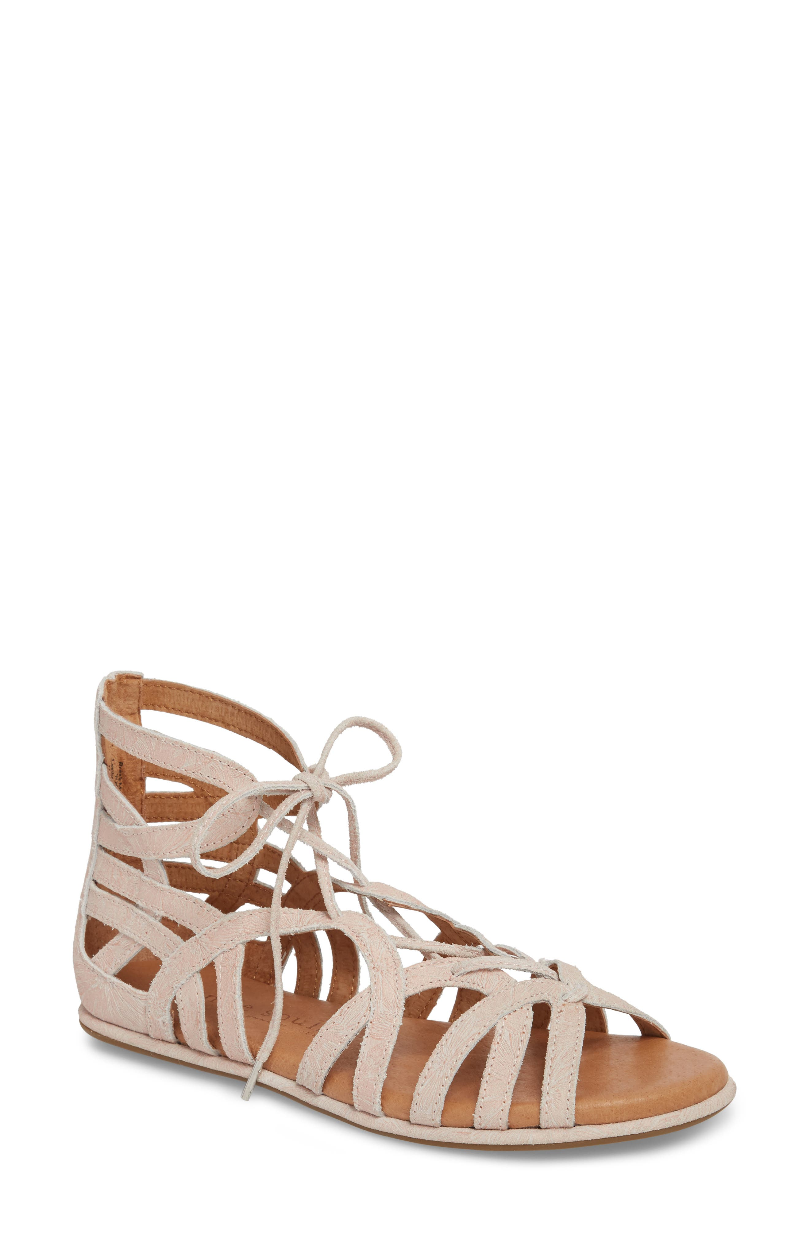 4aed74538769 GENTLE SOULS BY KENNETH COLE  BREAK MY HEART 3  CAGE SANDAL
