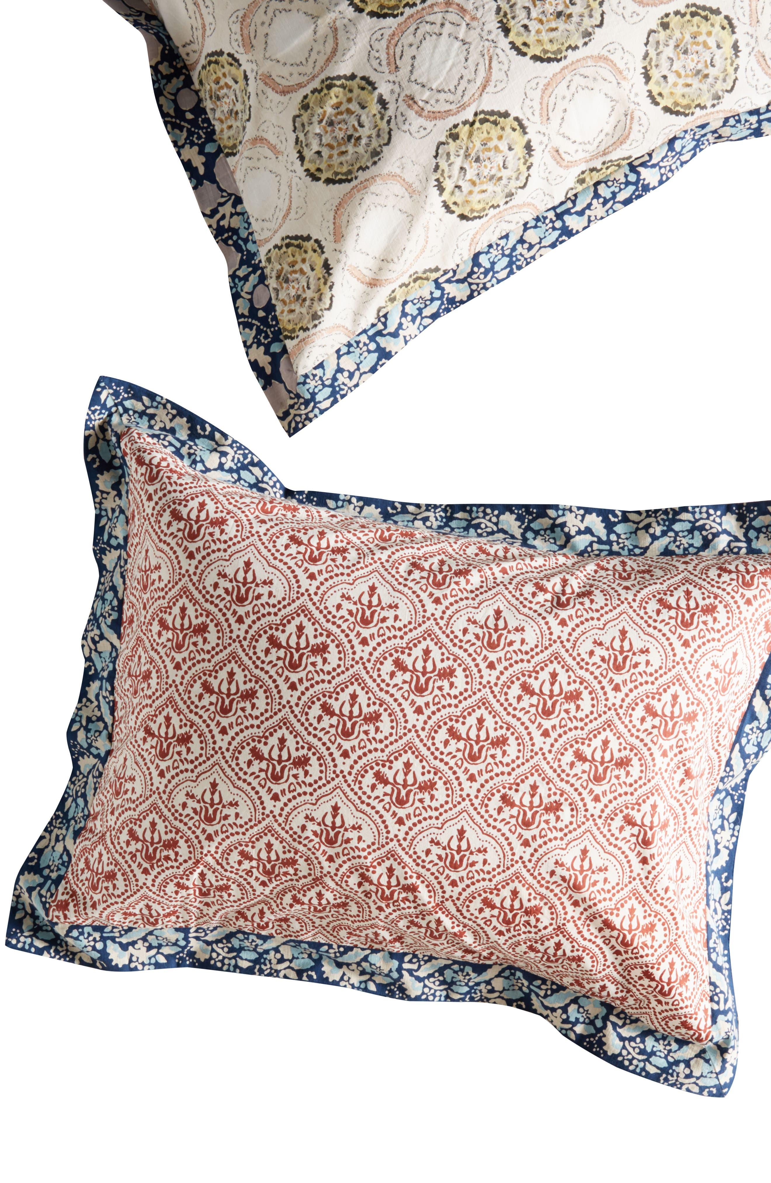 Meguro Pillow Shams,                             Alternate thumbnail 2, color,                             Assort
