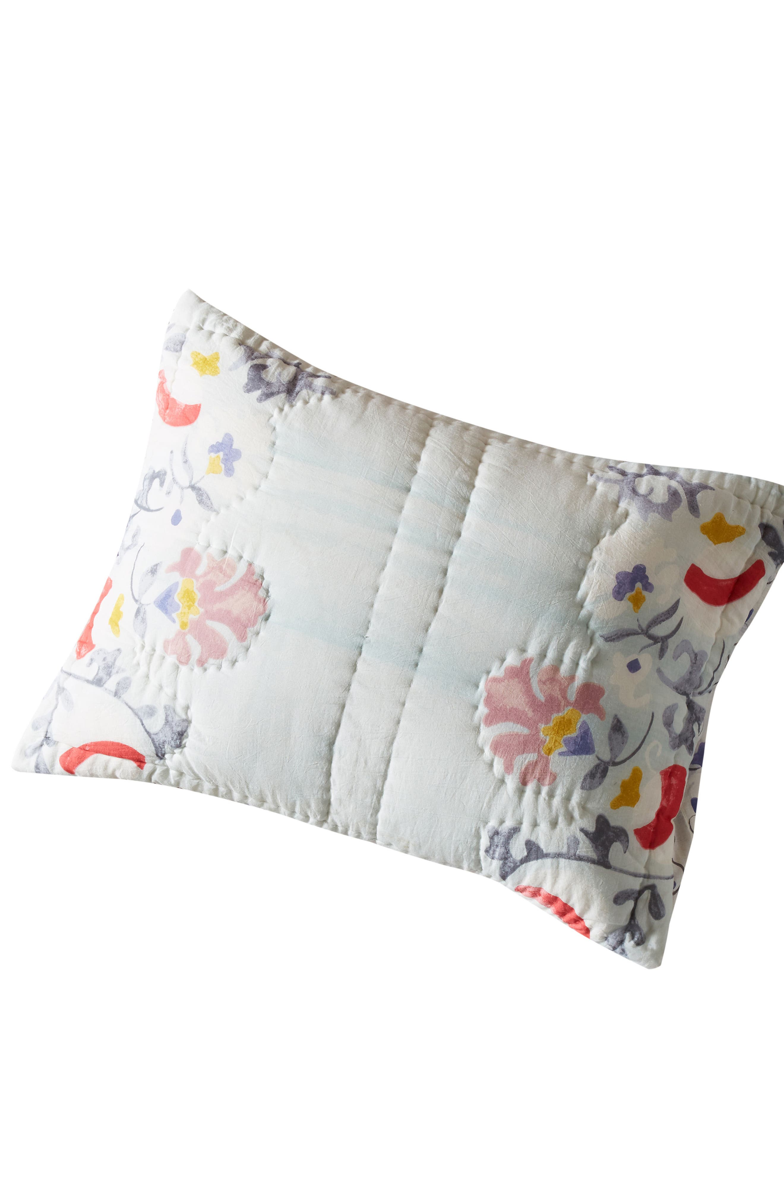 Viviana Pillow Shams,                             Alternate thumbnail 3, color,                             Assort