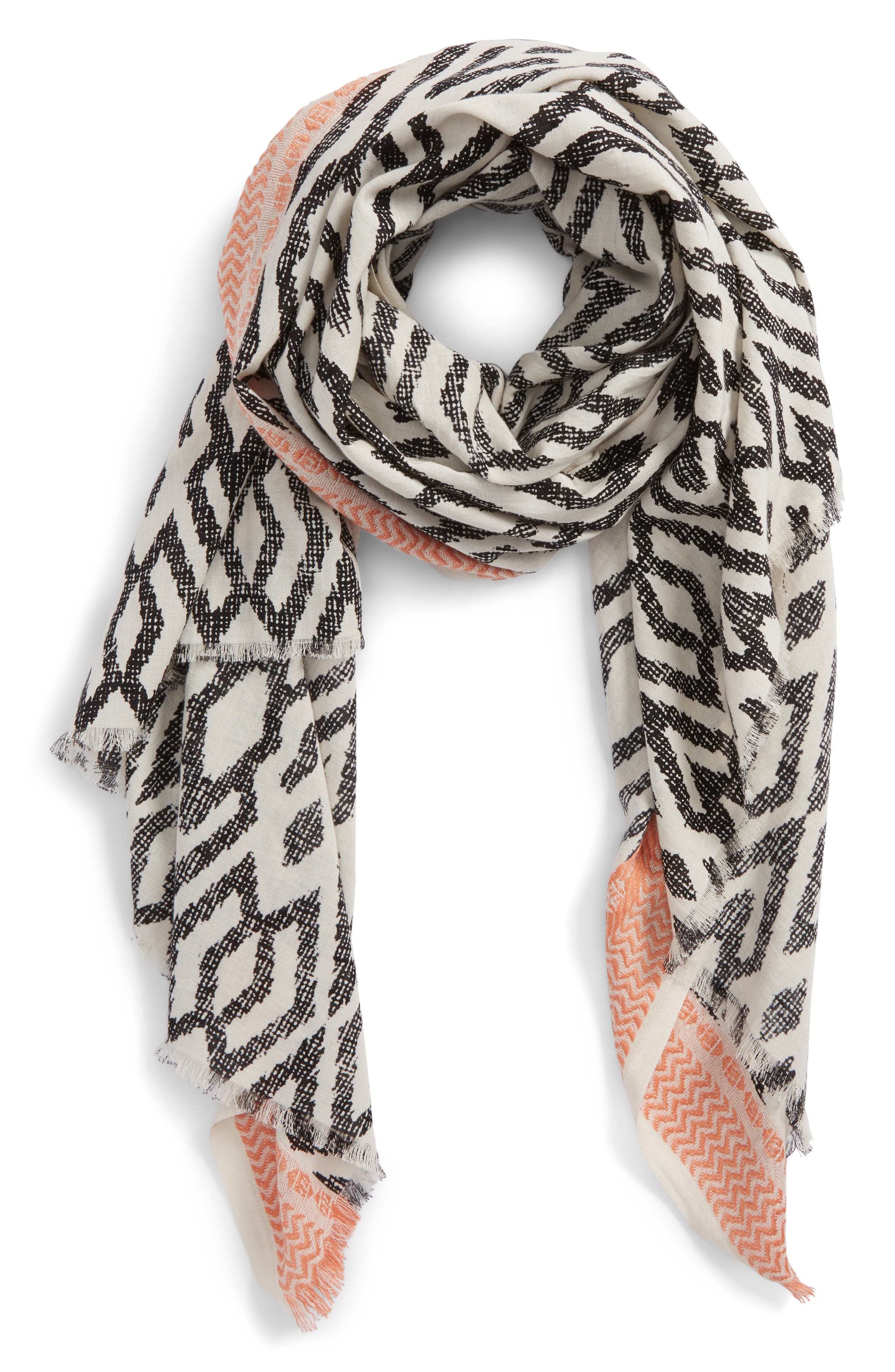 Sole Society Ikat Scarf