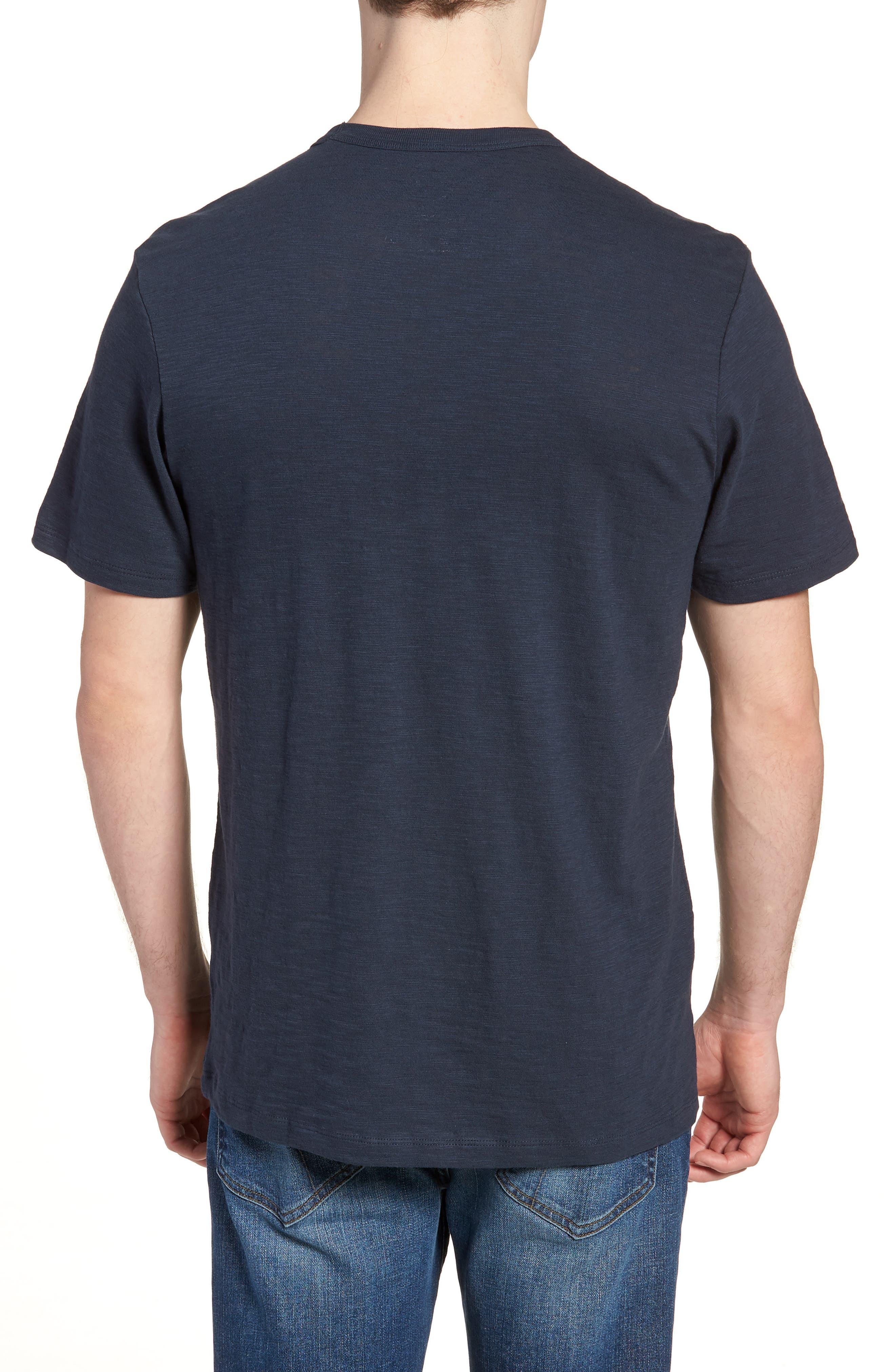 MLB Grit Scrum New York Yankees T-Shirt,                             Alternate thumbnail 2, color,                             Midnight