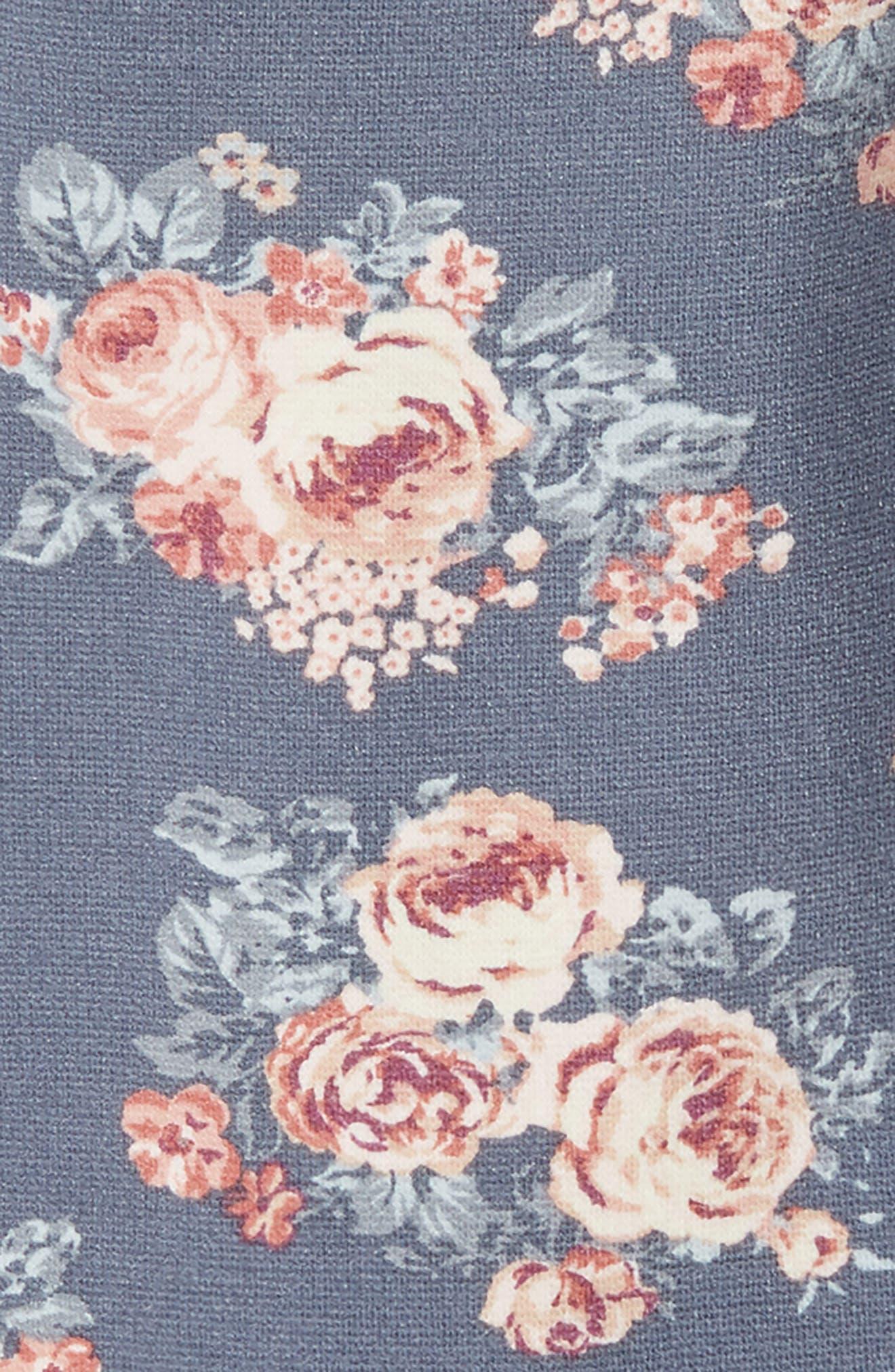 Michella Drop Waist Dress,                             Alternate thumbnail 2, color,                             Grisaille