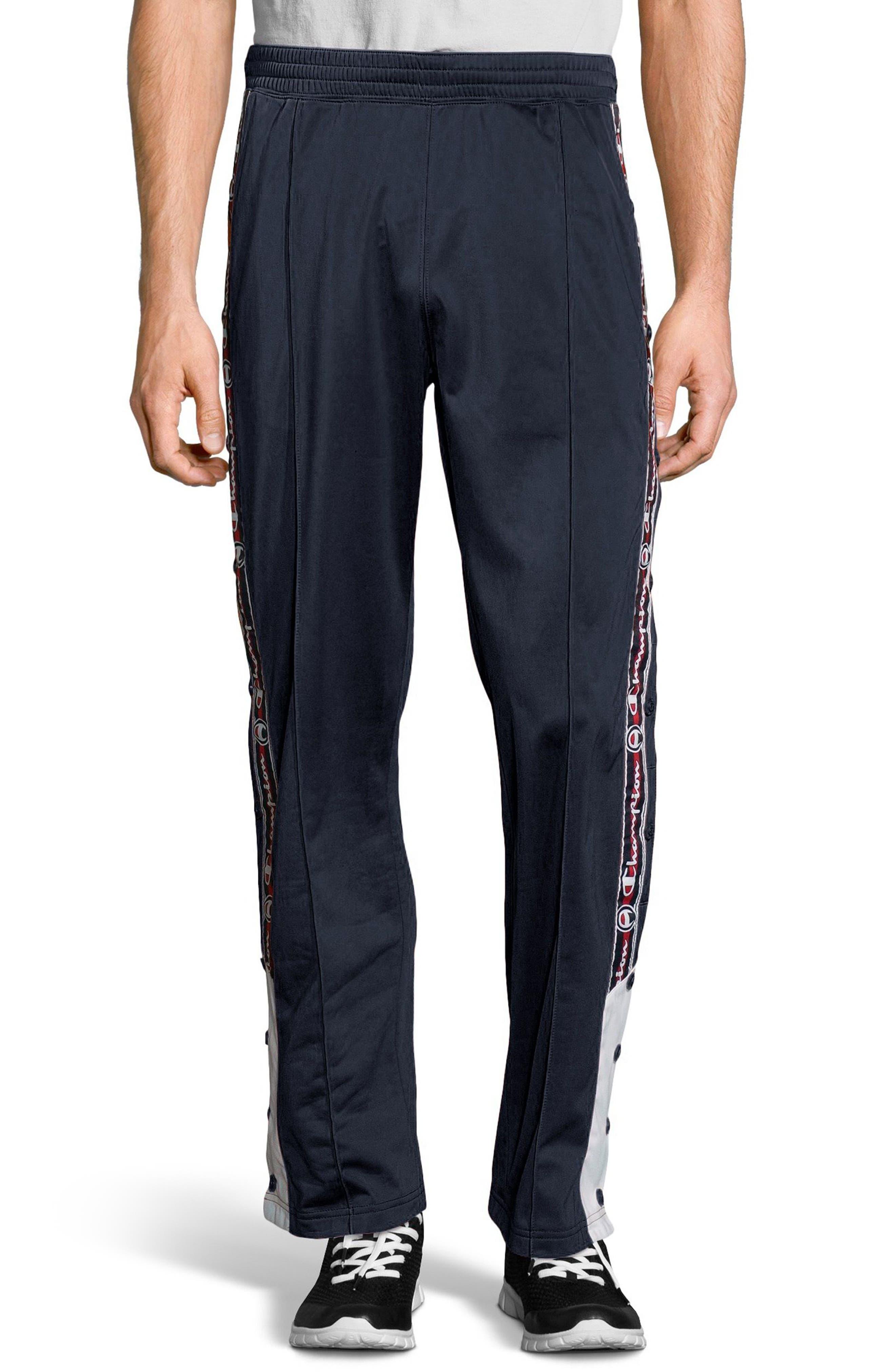 Polywarp Knit Pants,                         Main,                         color, Navy