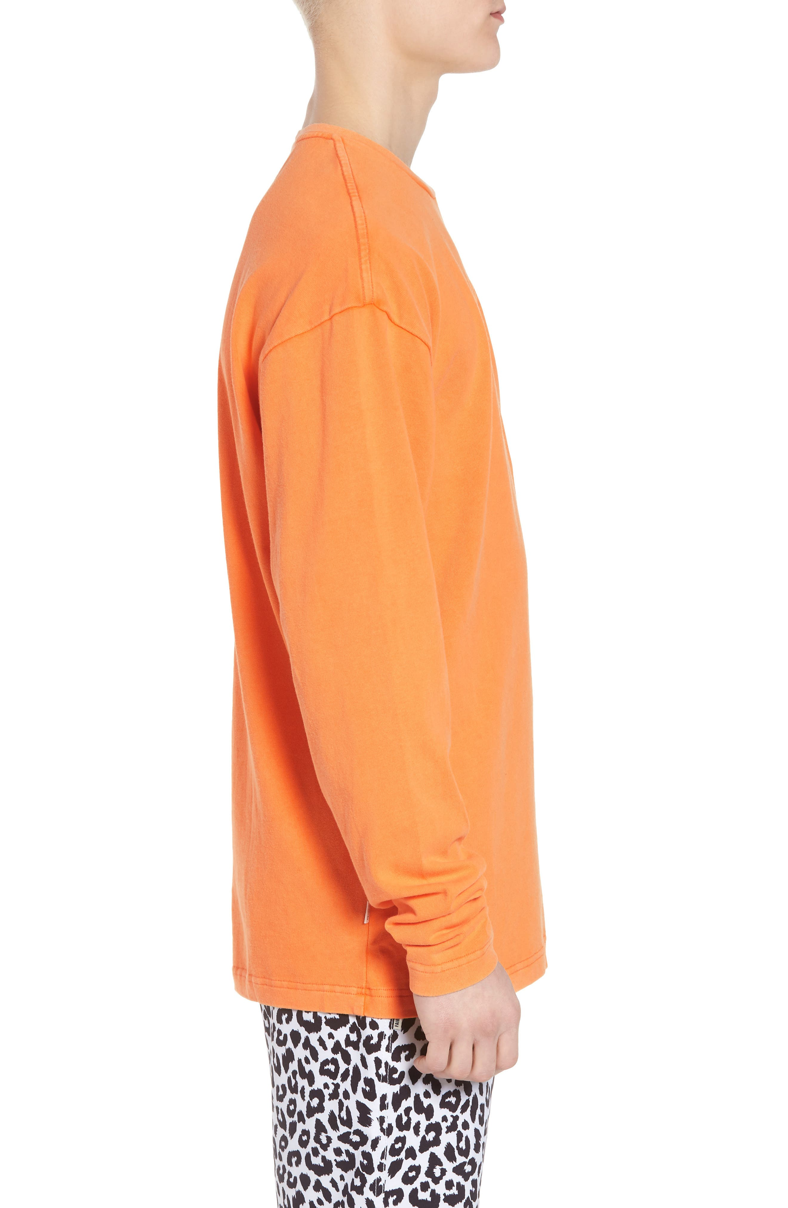 Anderson Sweatshirt,                             Alternate thumbnail 3, color,                             Orange