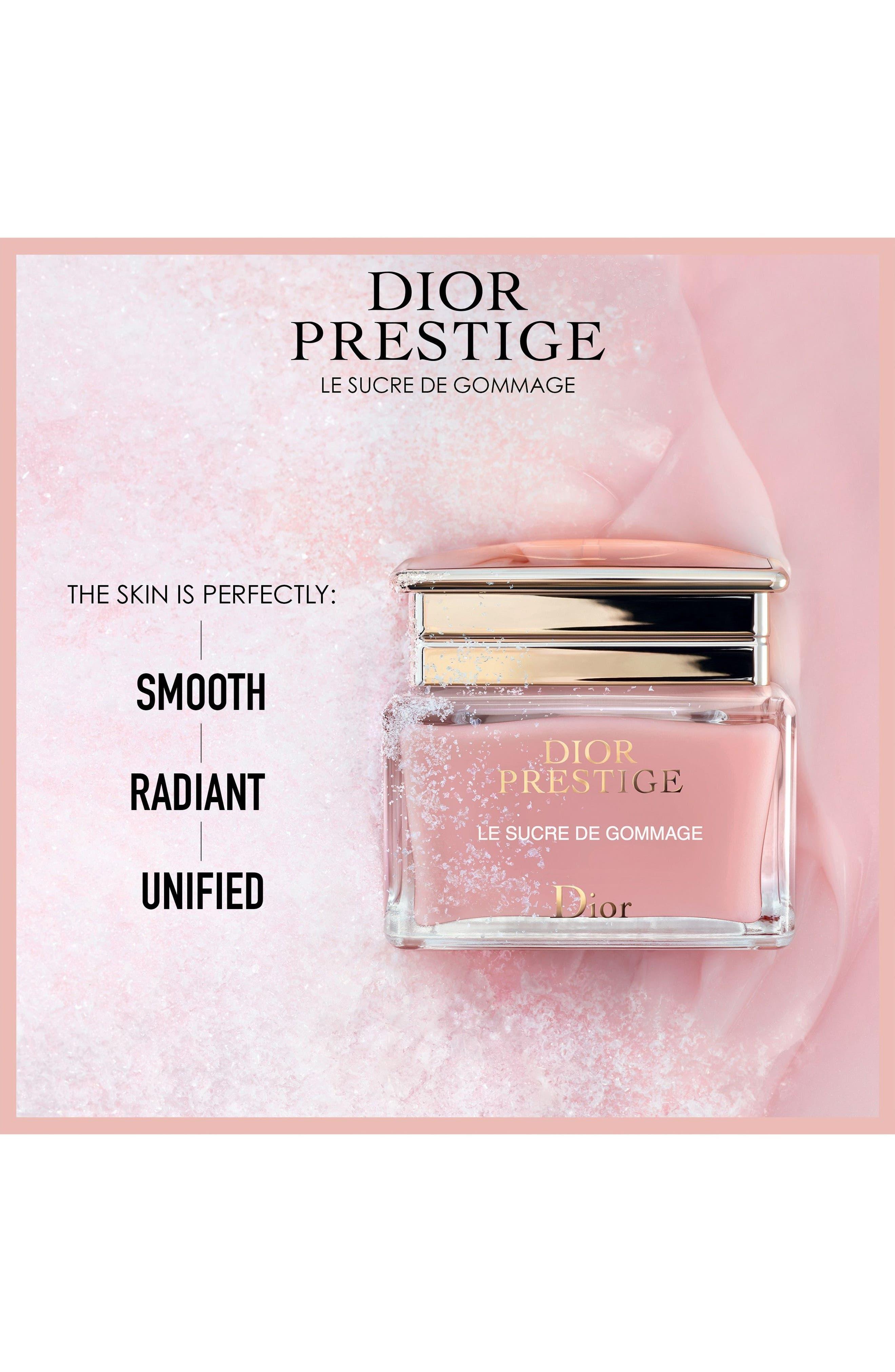 Alternate Image 4  - Dior Le Sucre de Gommage Rose Sugar Scrub