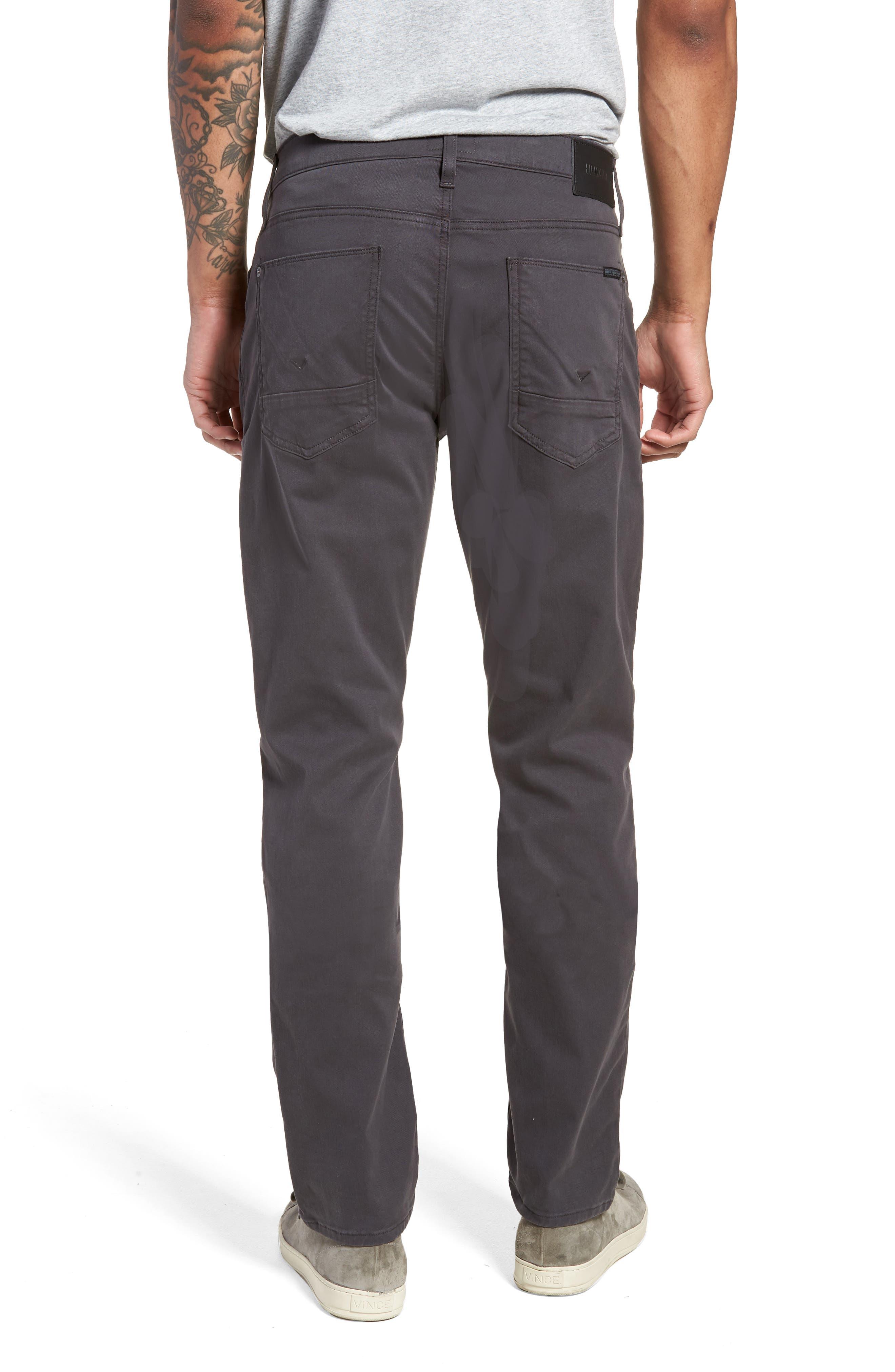 Blake Slim Fit Jeans,                             Alternate thumbnail 2, color,                             Metal