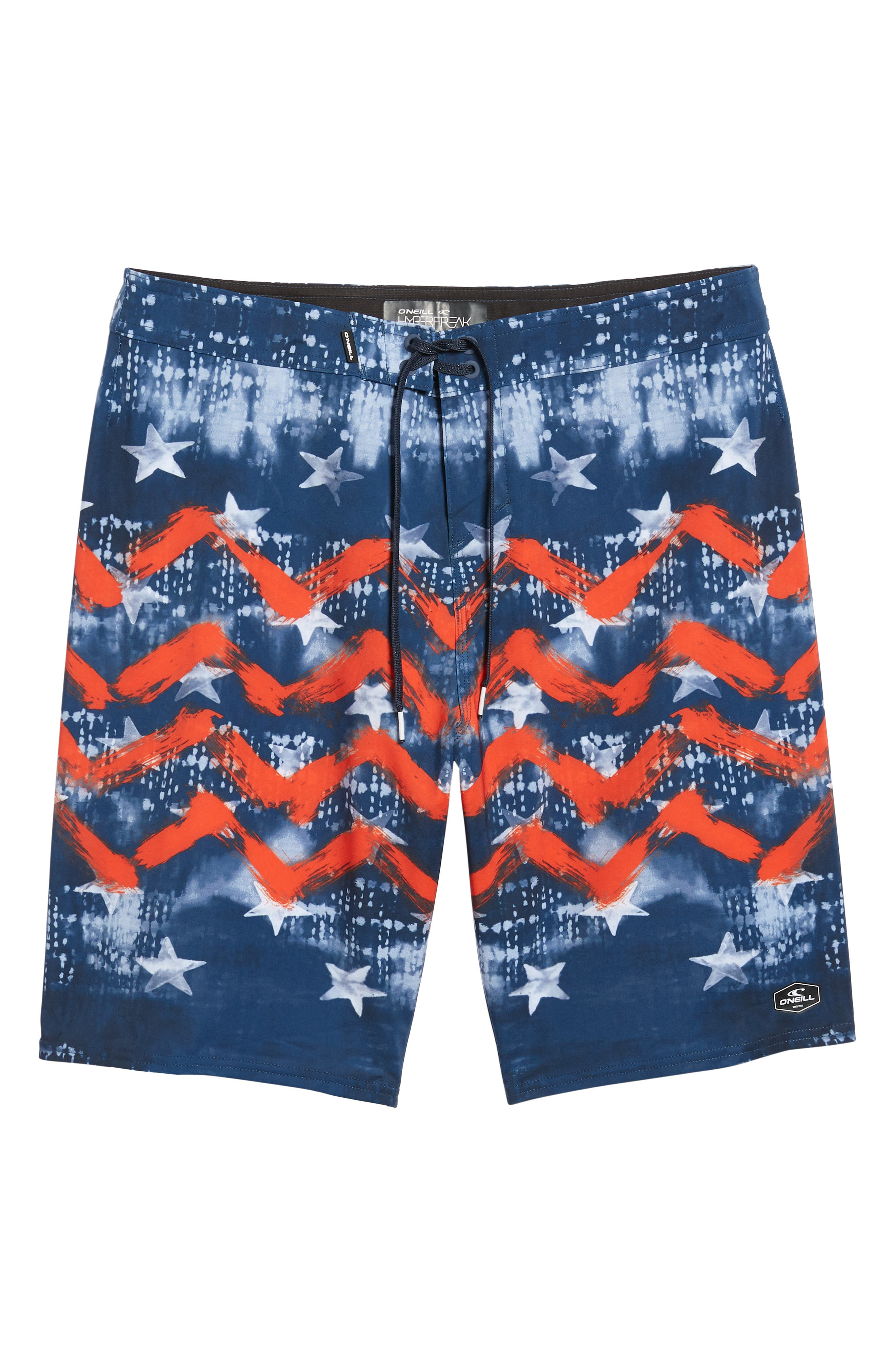 Alternate Image 6  - O'Neill Hyperfreak Independence Board Shorts