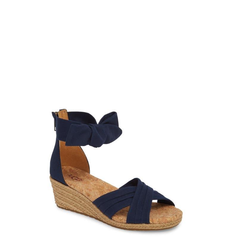 UGG® Traci Espadrille Wedge Sandal