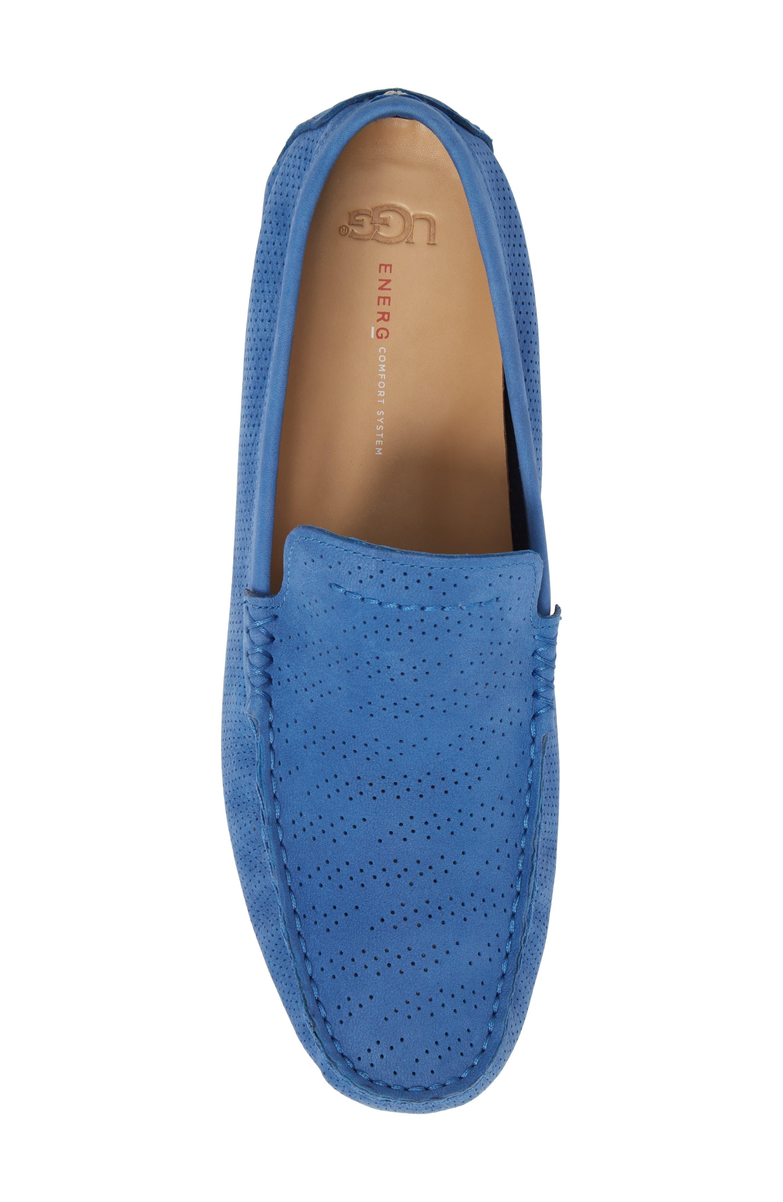 Alternate Image 5  - UGG® Henrick Twinsole® Driving Shoe (Men)