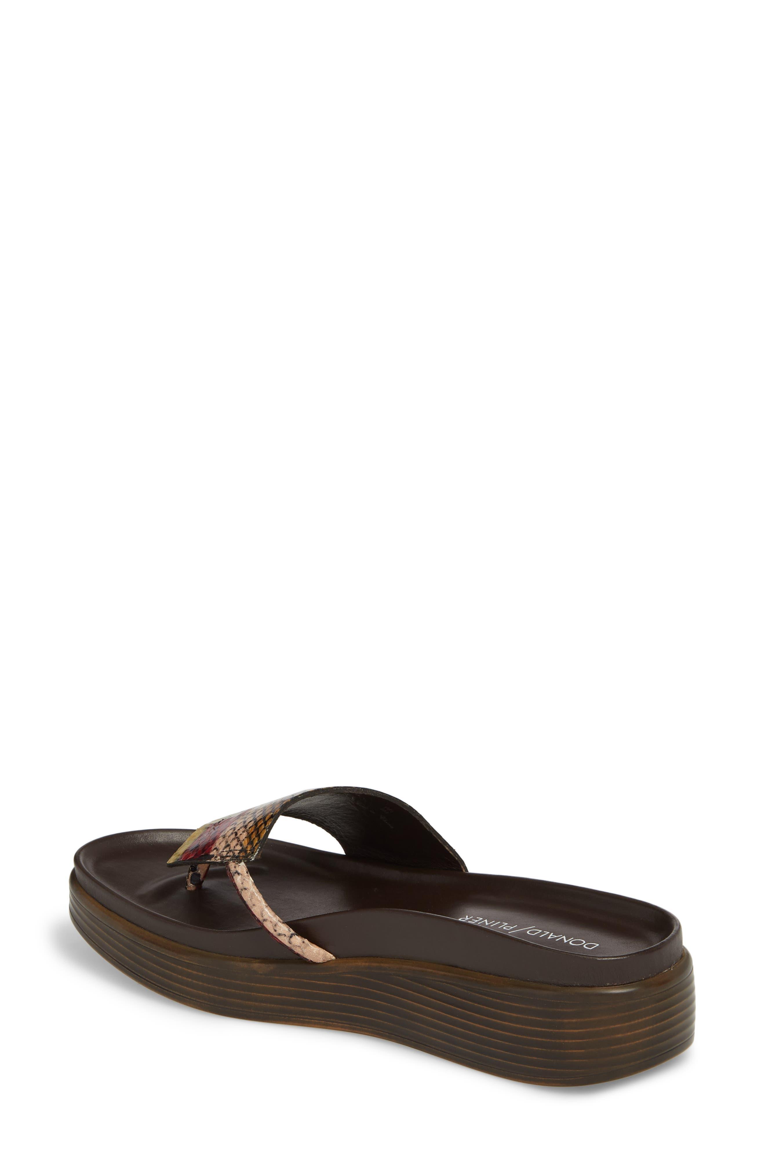 Fifi Slide Sandal,                             Alternate thumbnail 2, color,                             Fawn Leather
