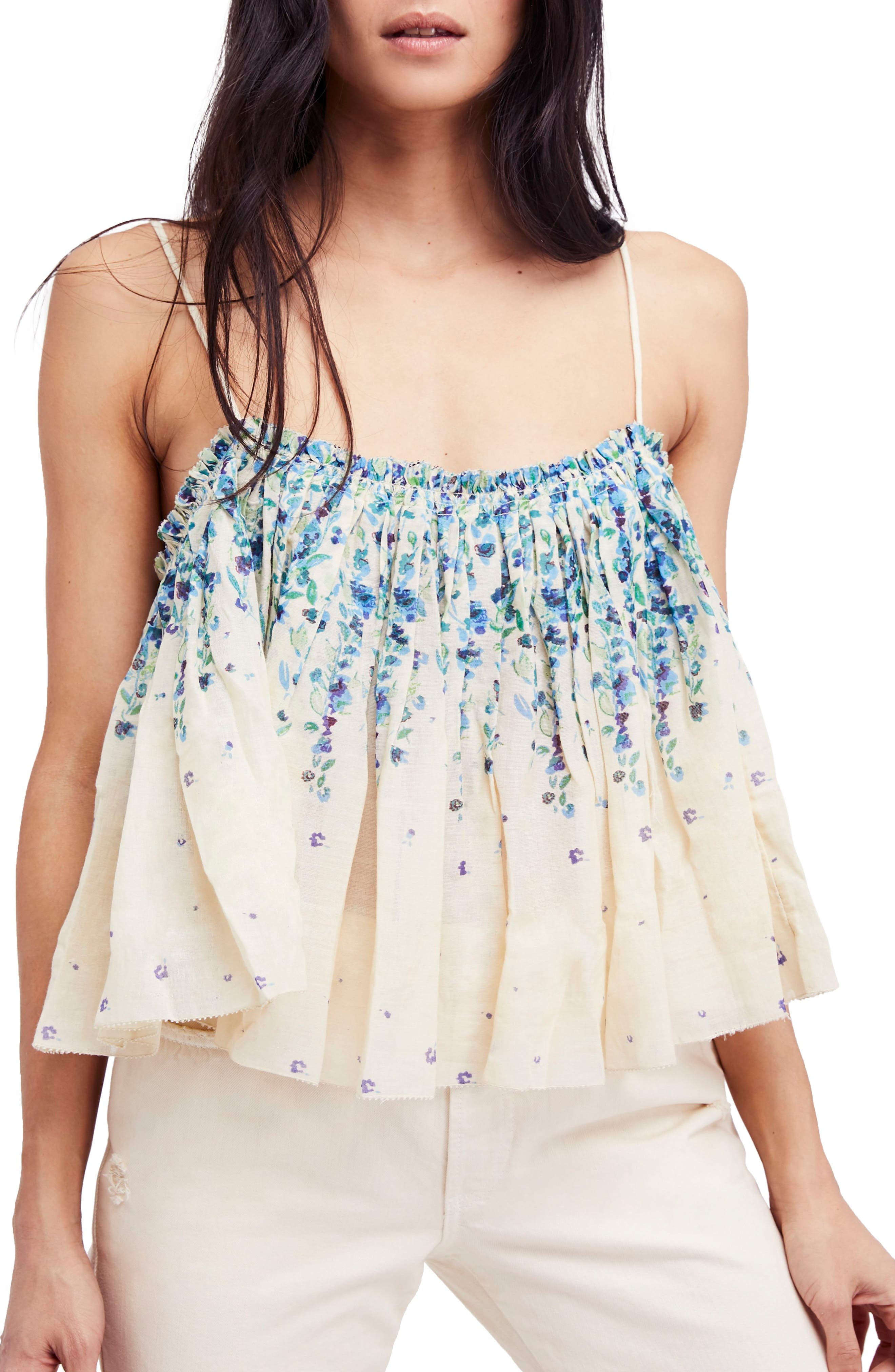 Instant Crush Camisole,                         Main,                         color, Ivory