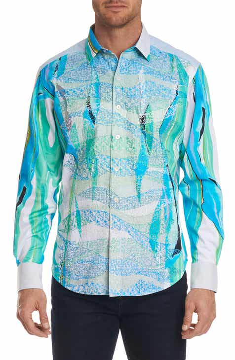 e9bb46c967c Robert Graham The Merman Limited Edition Sport Shirt