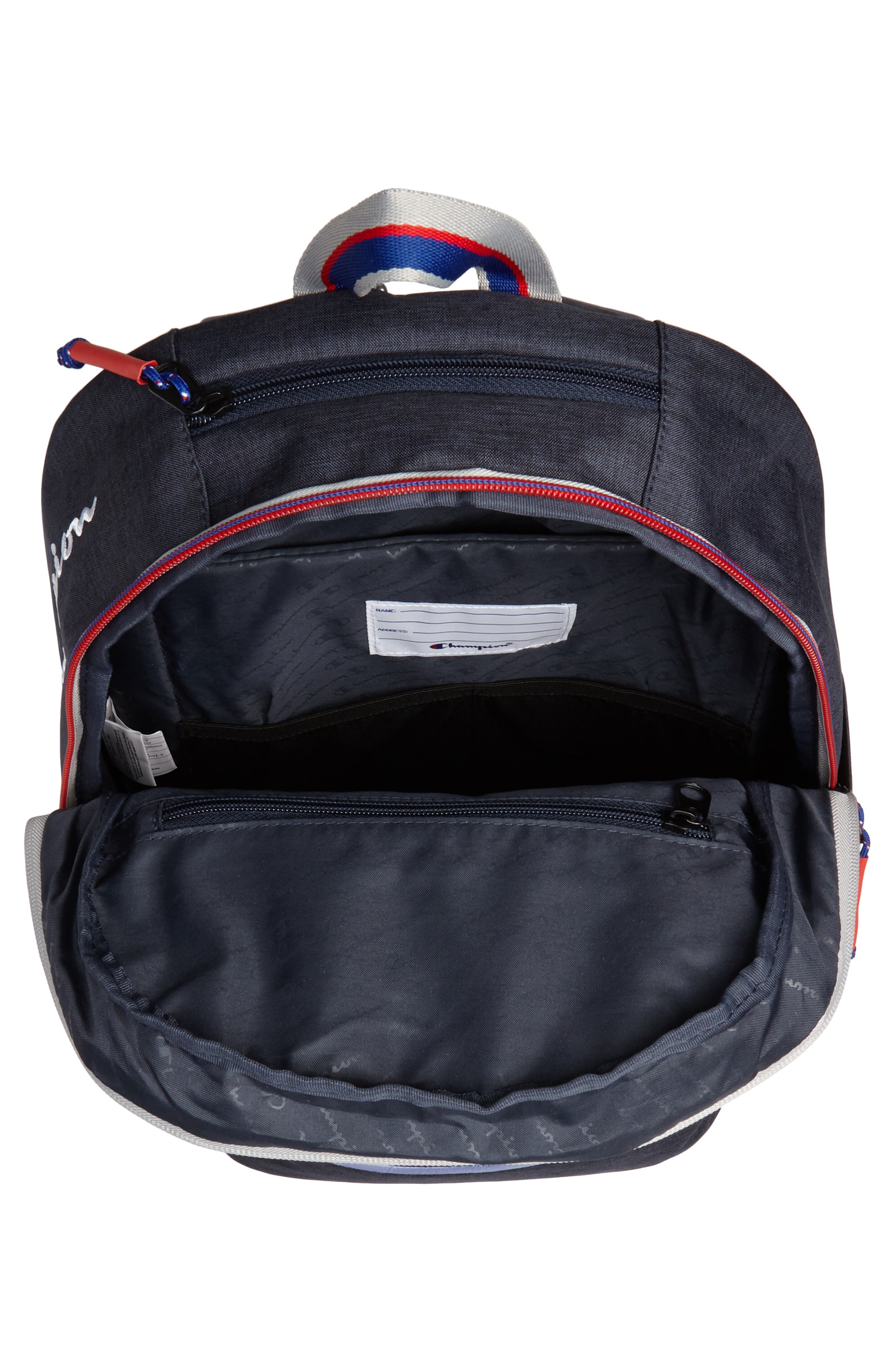 Supercize Backpack,                             Alternate thumbnail 4, color,                             Navy Heather