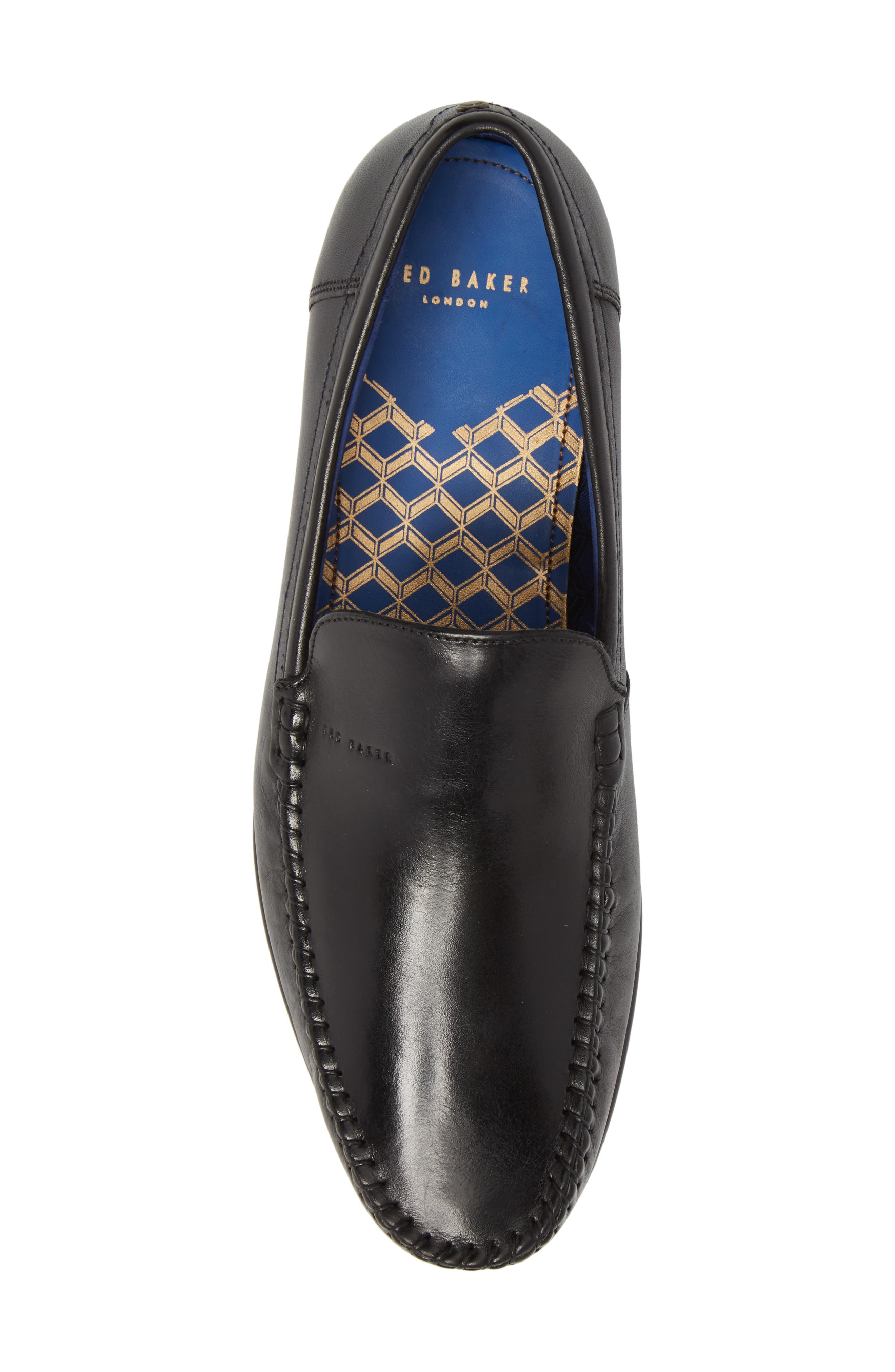 Alternate Image 5  - Ted Baker London Simeen 4 Moc Toe Loafer (Men)