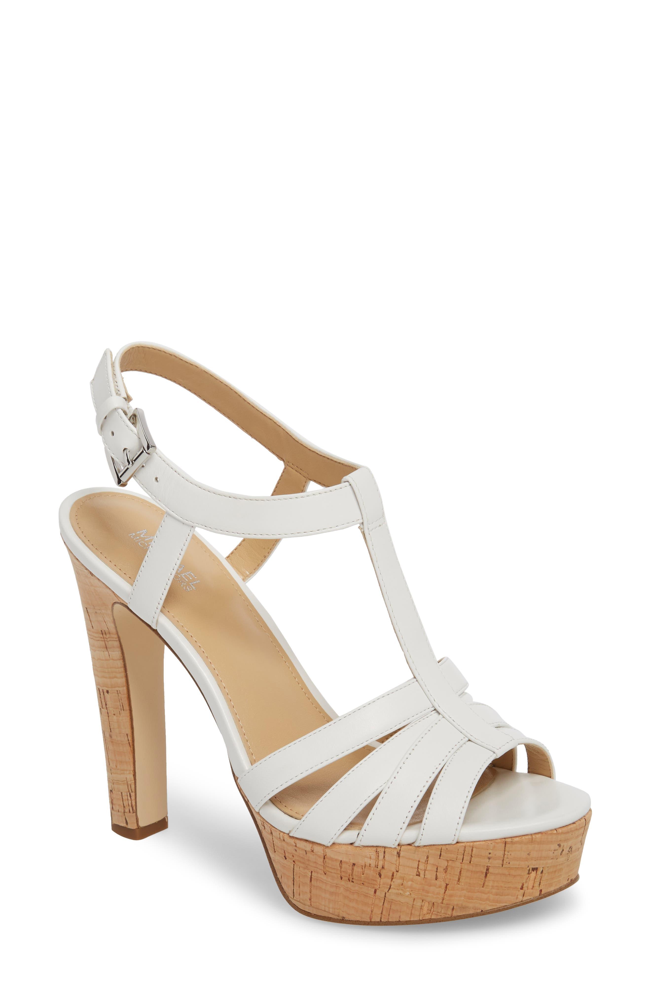 MICHAEL Michael Kors Catalina Platform Sandal (Women)