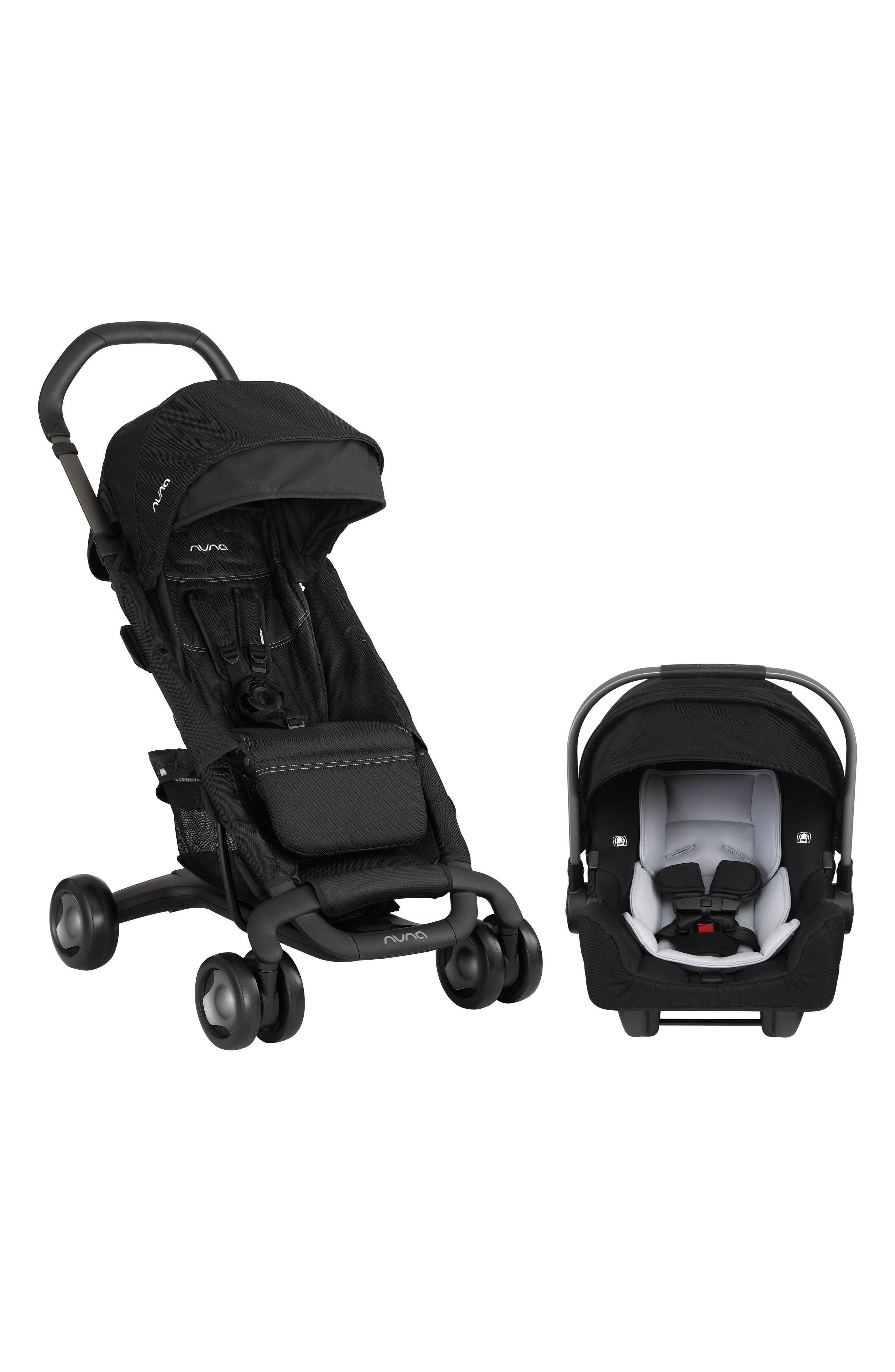 PEPP<sup>™</sup> Stroller & PIPA<sup>™</sup> Car Seat Travel System,                             Main thumbnail 1, color,                             Night