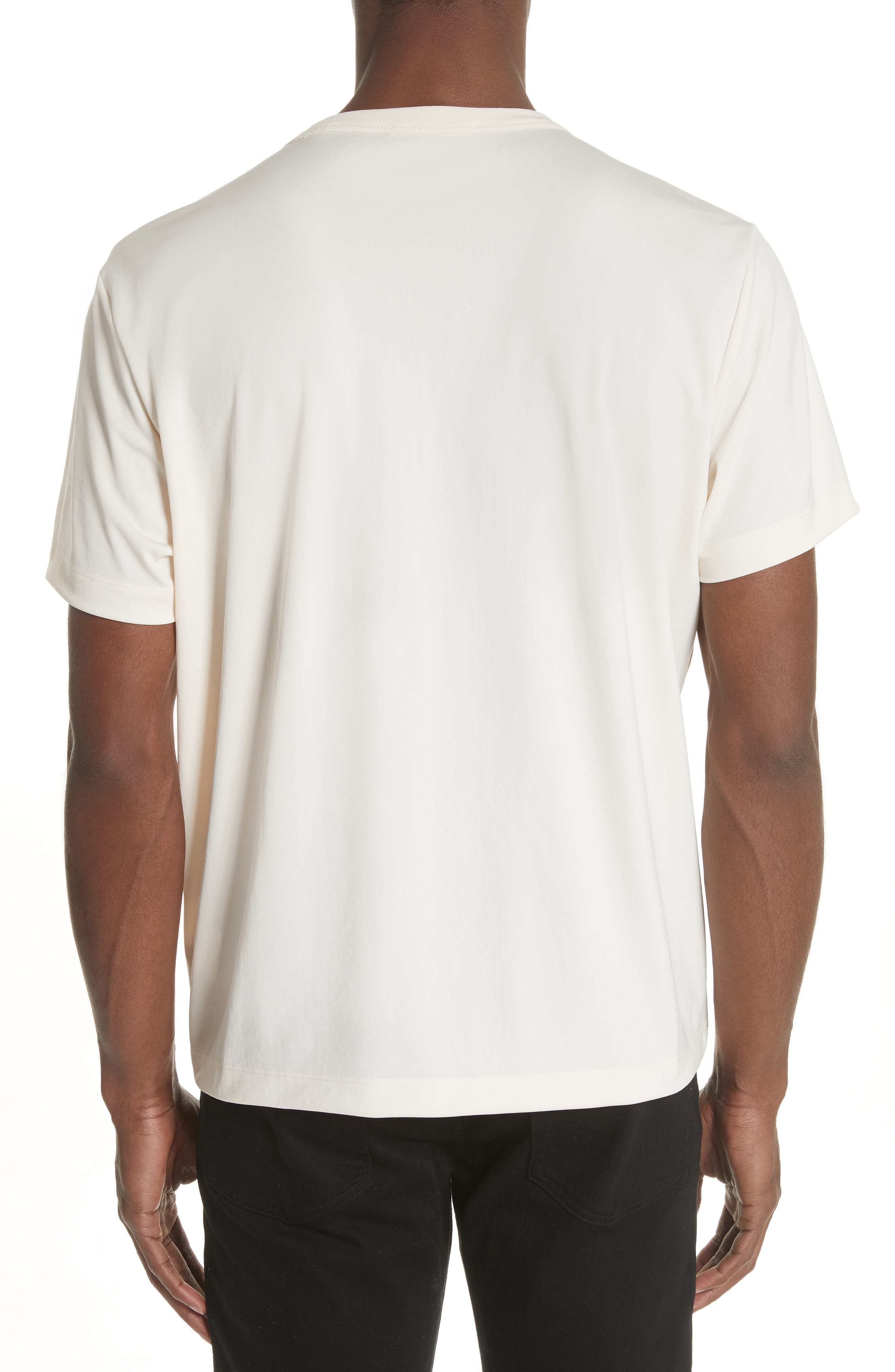 Trademark Graphic T-Shirt,                             Alternate thumbnail 2, color,                             White