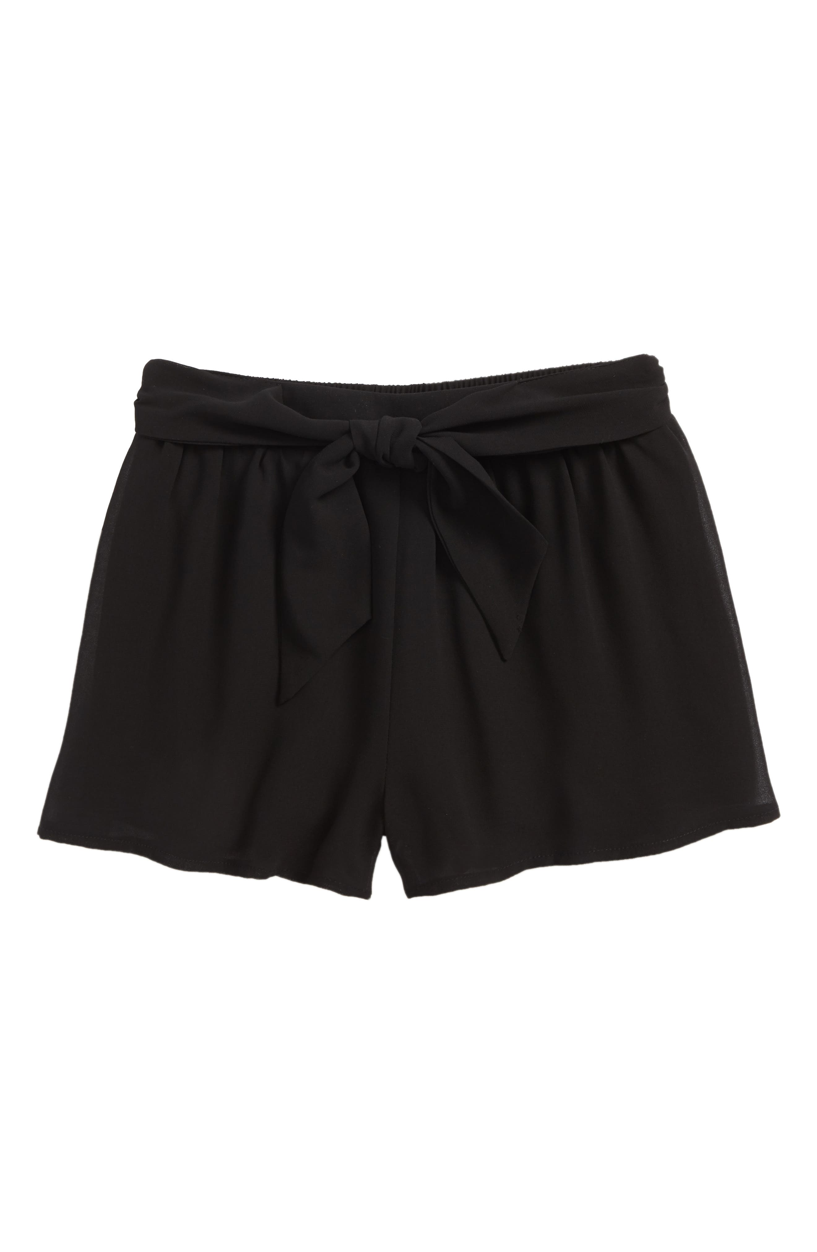 Bridget Shorts,                         Main,                         color, Black