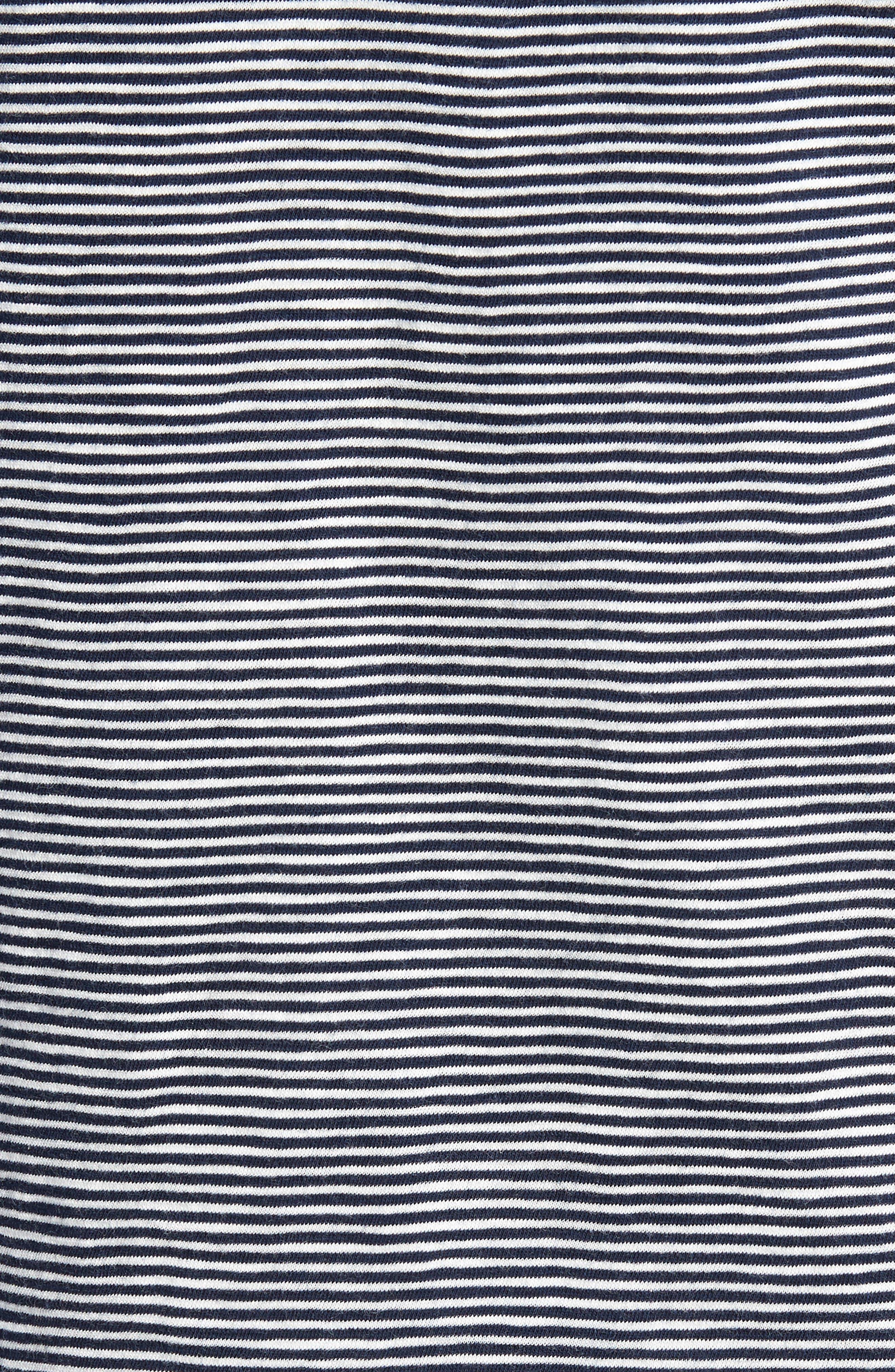 Stripe T-Shirt,                             Alternate thumbnail 5, color,                             Paddleboard Stripe Tee