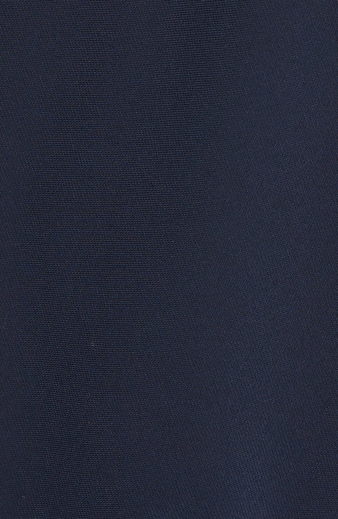 Colour by Numbers Imeelia Track Jacket,                             Alternate thumbnail 5, color,                             Navy