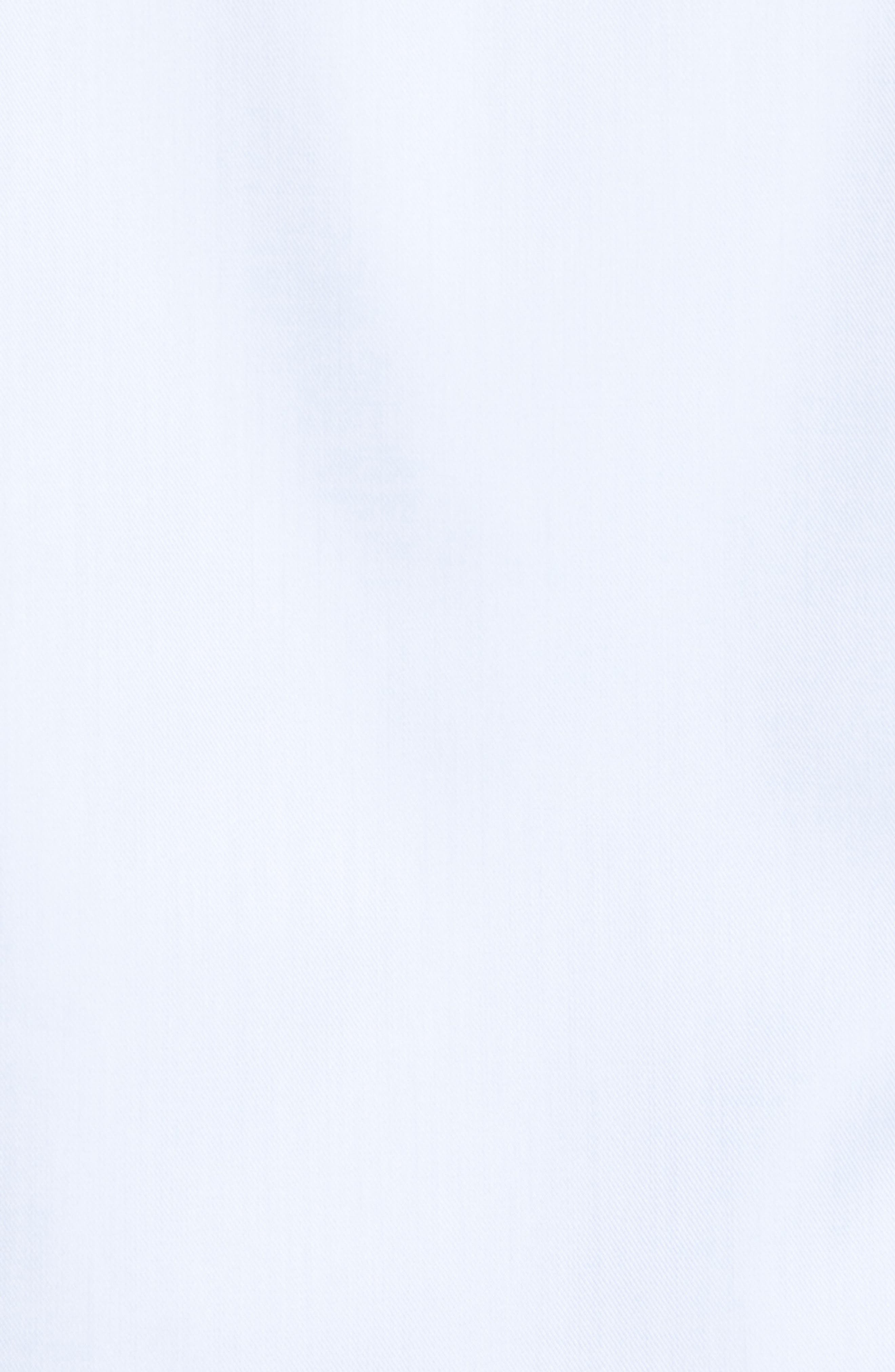 Crease Free Extra Soft Sport Shirt,                             Alternate thumbnail 5, color,                             Blue