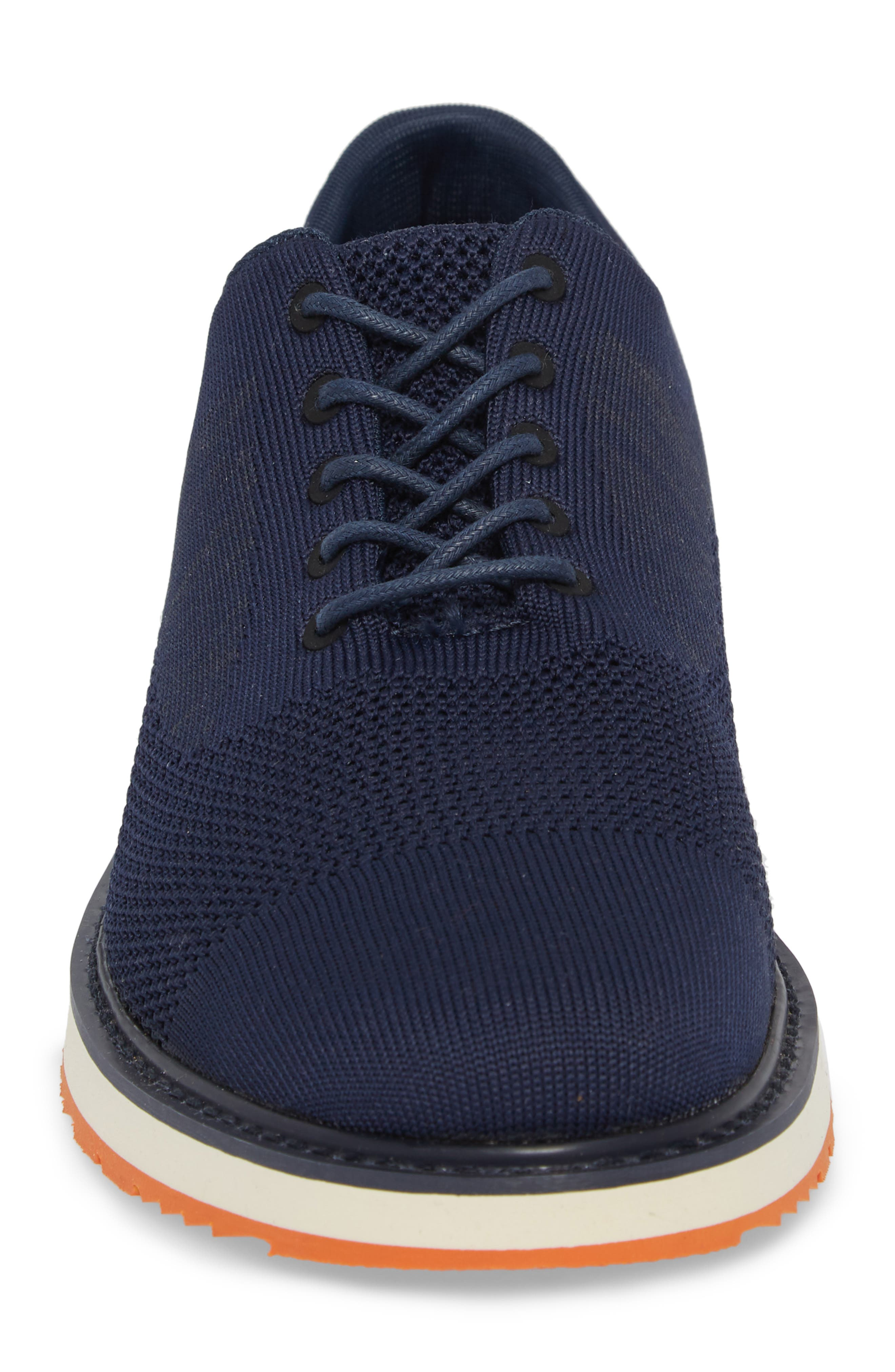 Alternate Image 4  - Swims Barry Knit Oxford (Men)
