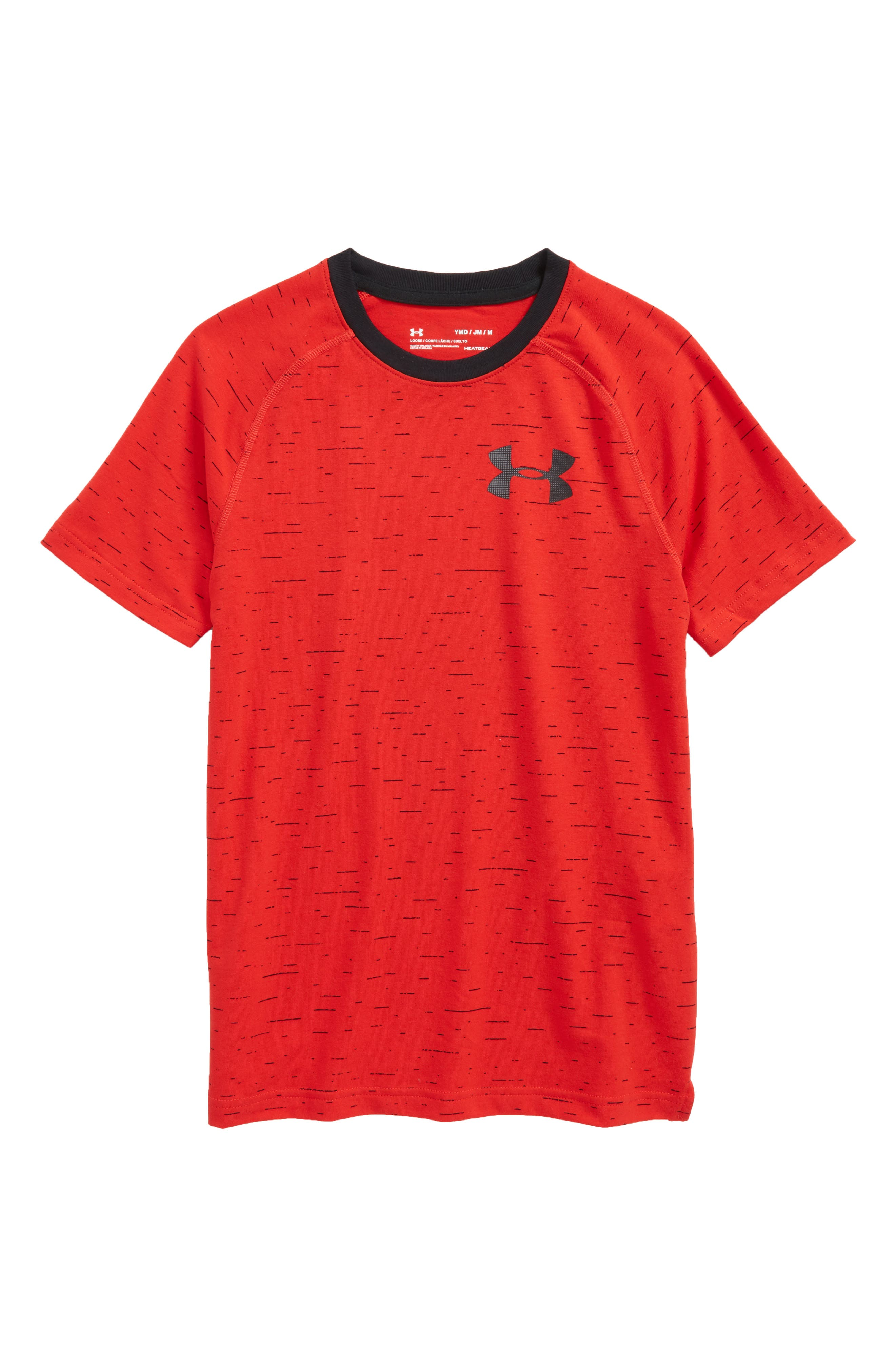 Under Armour Knit T-Shirt (Big Boys)