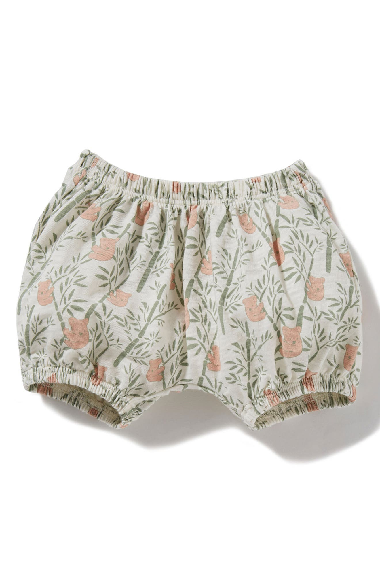Peek Koala Bubble Shorts (Baby Girls)