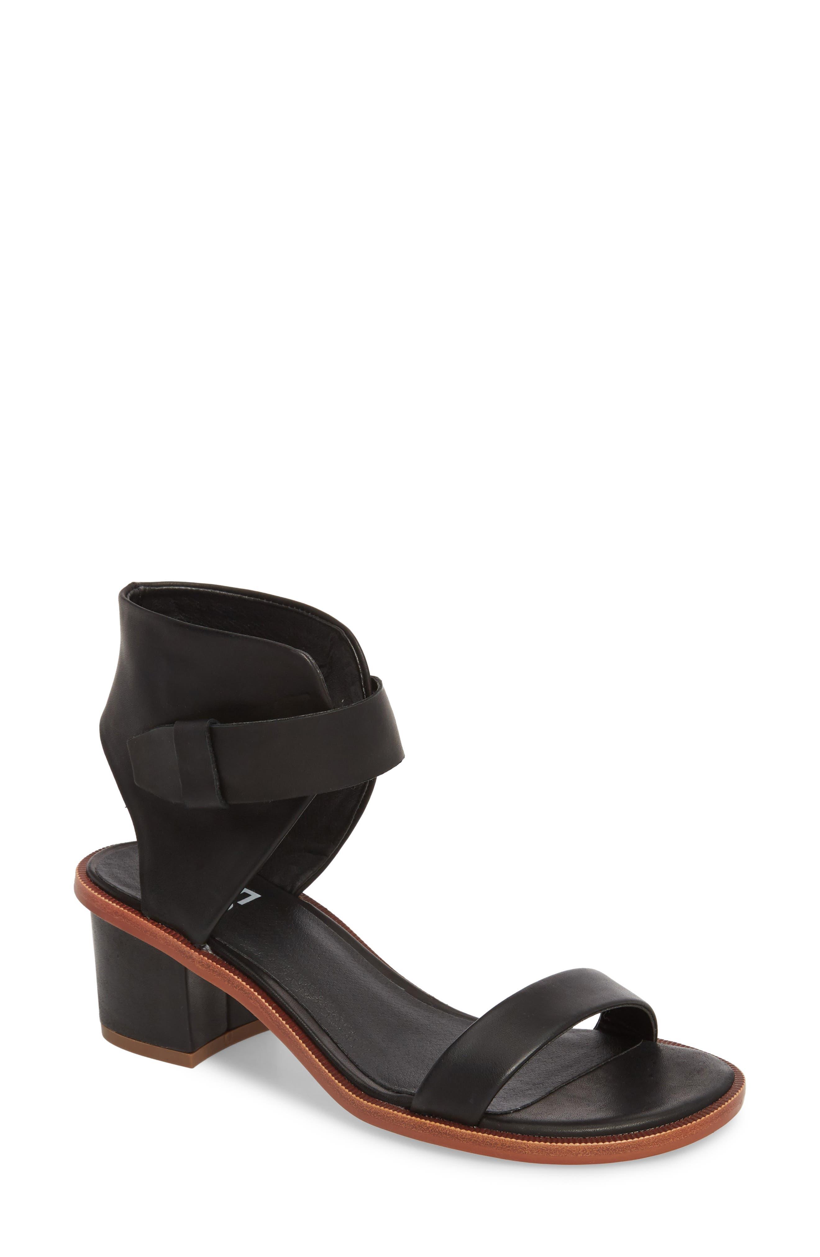 M4D3 Indio Block Heel Sandal (Women)