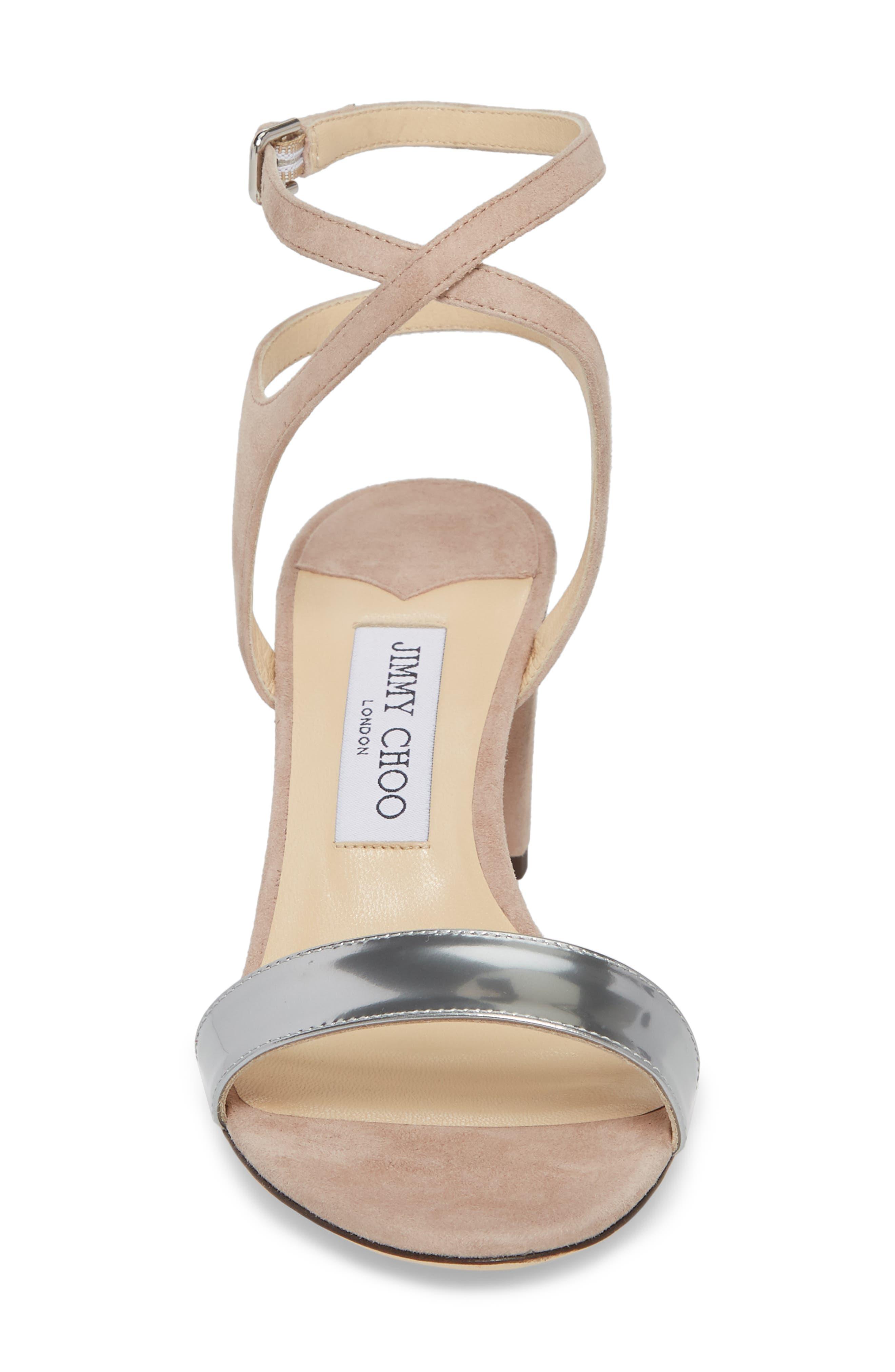 Marine Sandal,                             Alternate thumbnail 4, color,                             Ballet Pink