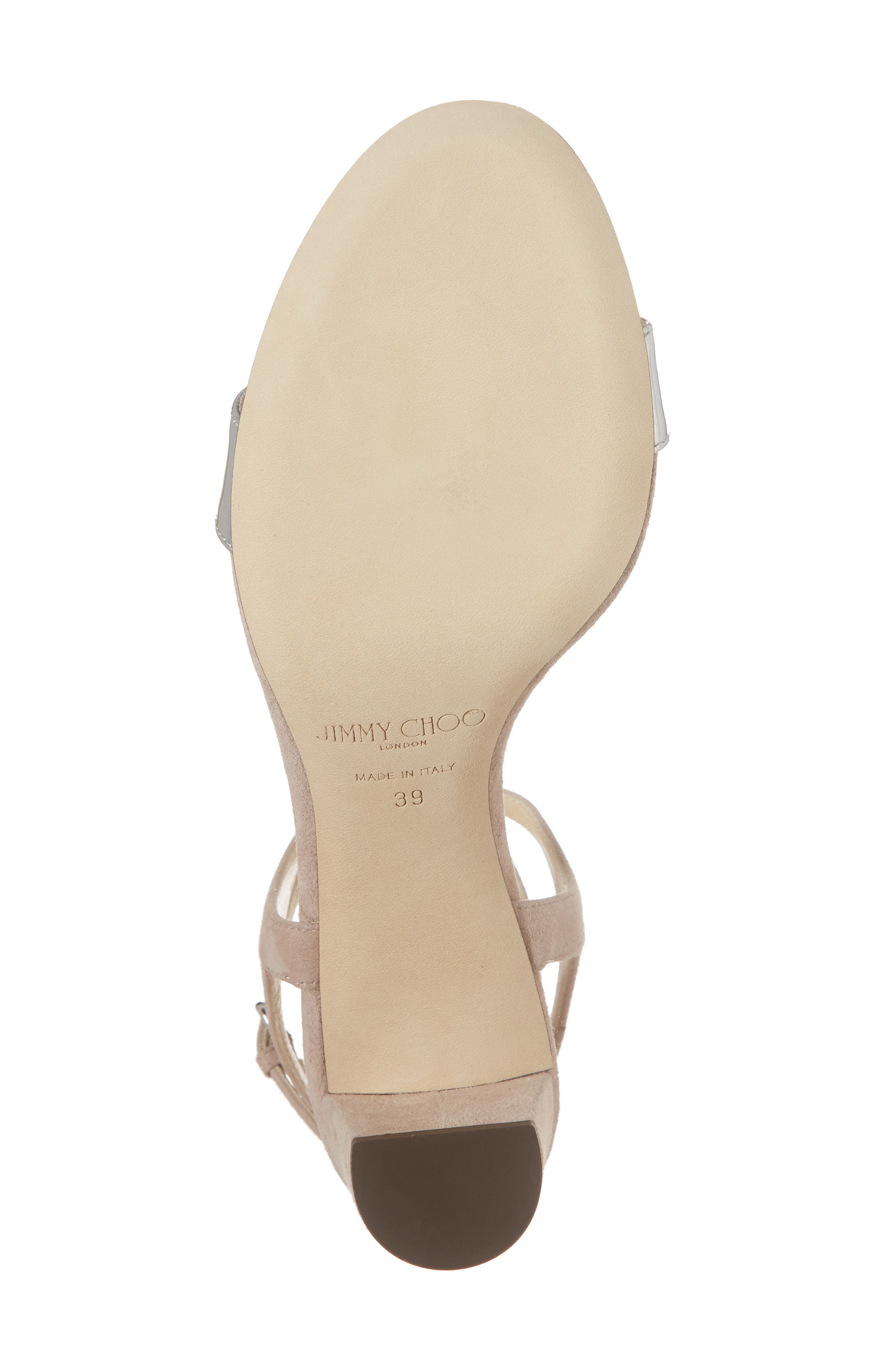 Marine Sandal,                             Alternate thumbnail 6, color,                             Ballet Pink