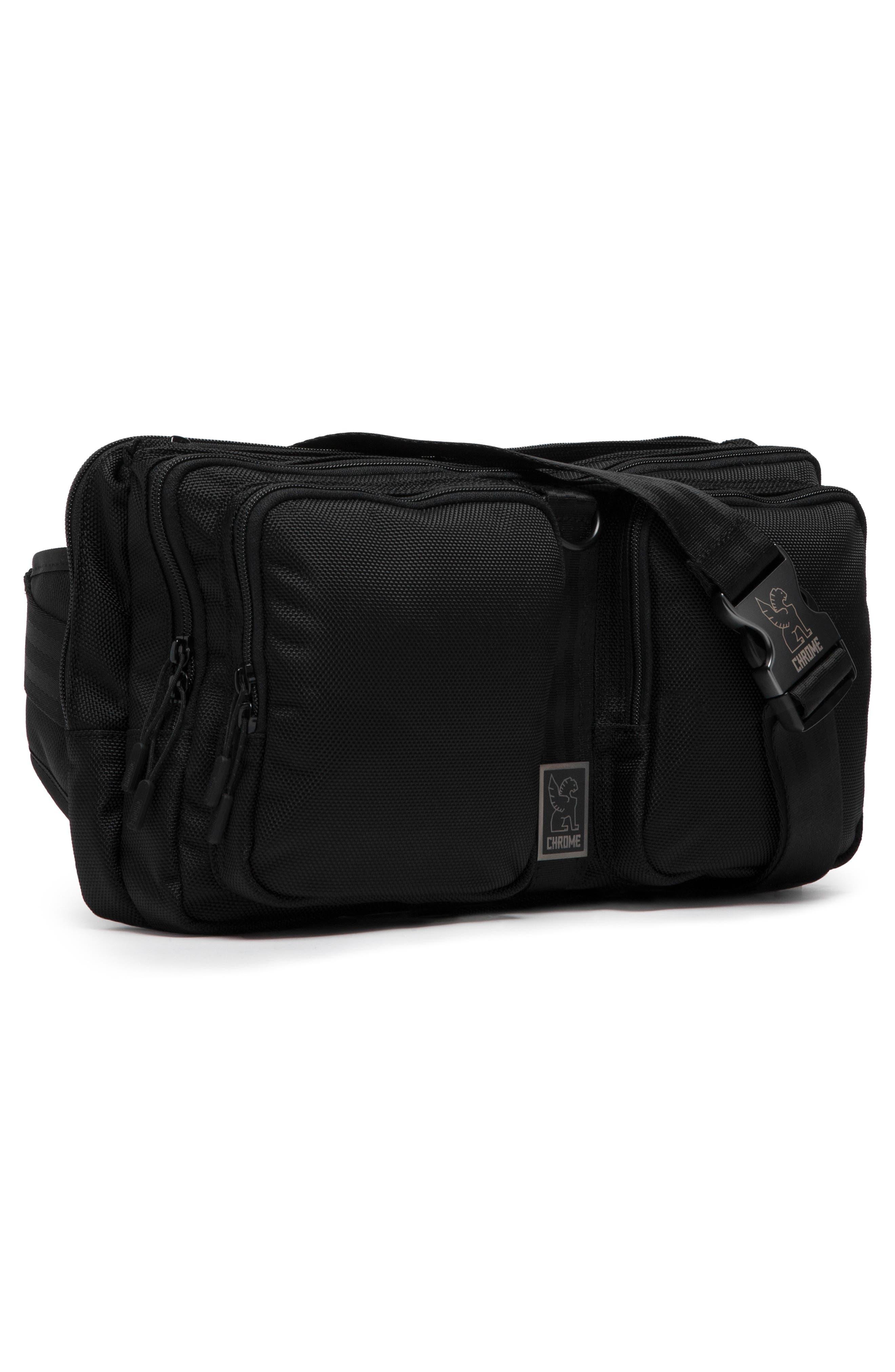 MXD Segment Sling Bag,                             Alternate thumbnail 2, color,                             All Black