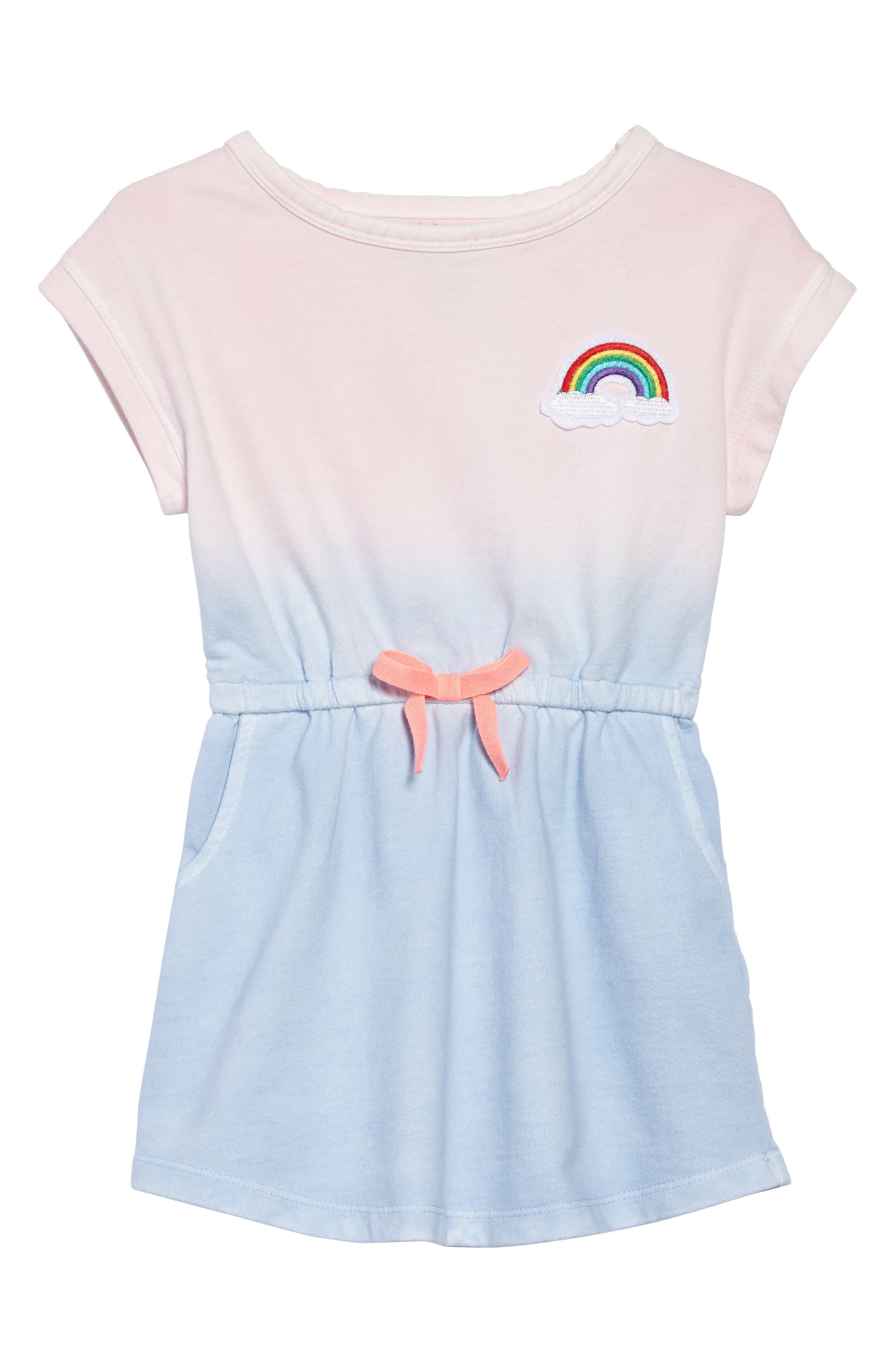 Ombré Dress,                         Main,                         color, Light Pink