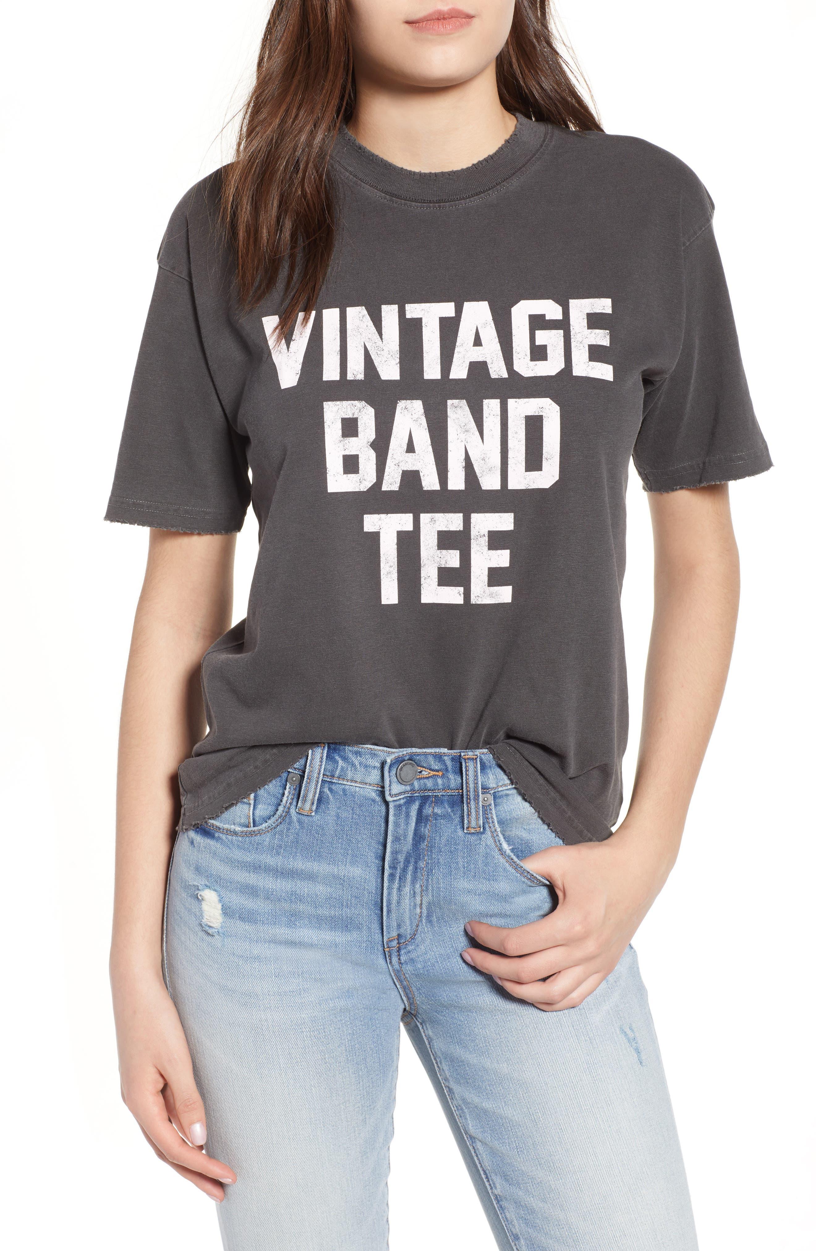 Kid Dangerous Vintage Band Tee