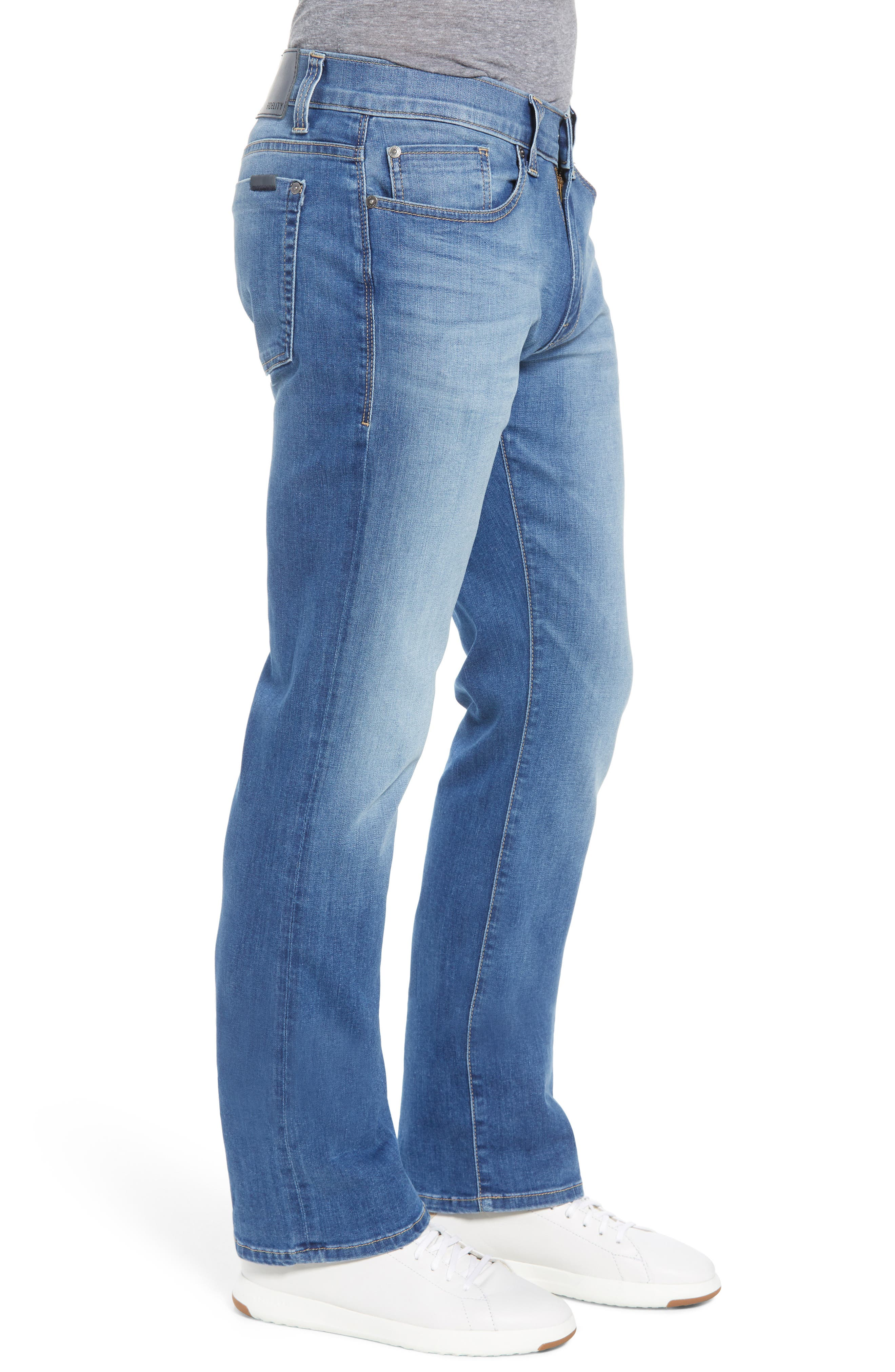 50-11 Relaxed Fit Jeans,                             Alternate thumbnail 3, color,                             Elysium