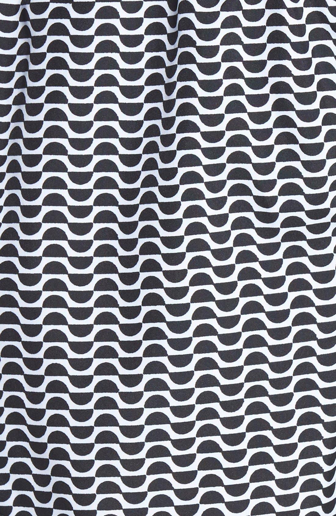 Alternate Image 3  - Nike 'Tempo' Print Dri-FIT Running Shorts (Women)