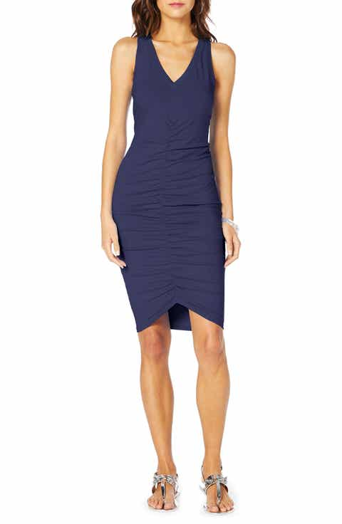 Michael Stars Ruched Tank Dress